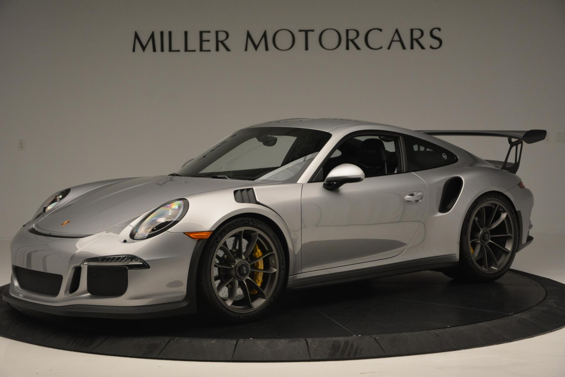Used 2016 Porsche 911 GT3 RS For Sale In Greenwich, CT 112_p2
