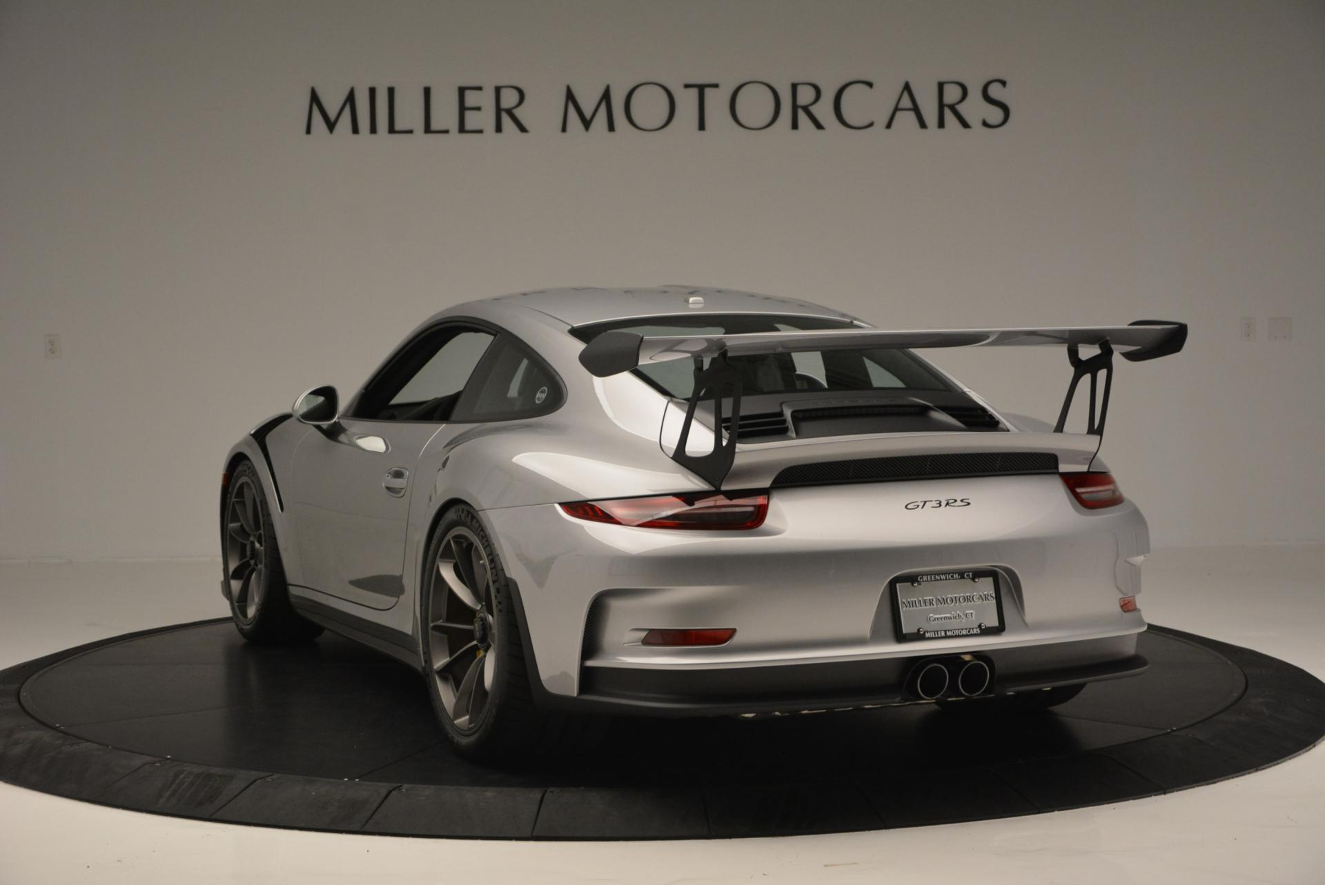 Used 2016 Porsche 911 GT3 RS For Sale In Greenwich, CT 112_p4