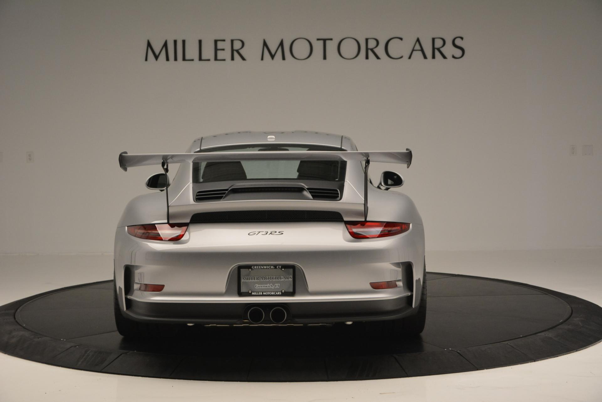 Used 2016 Porsche 911 GT3 RS For Sale In Greenwich, CT 112_p6