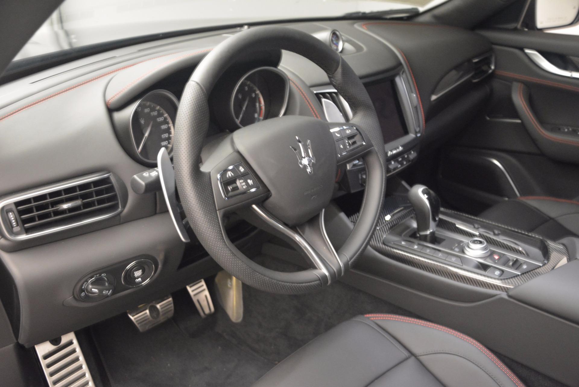 New 2017 Maserati Levante S Q4 For Sale In Greenwich, CT 1120_p13