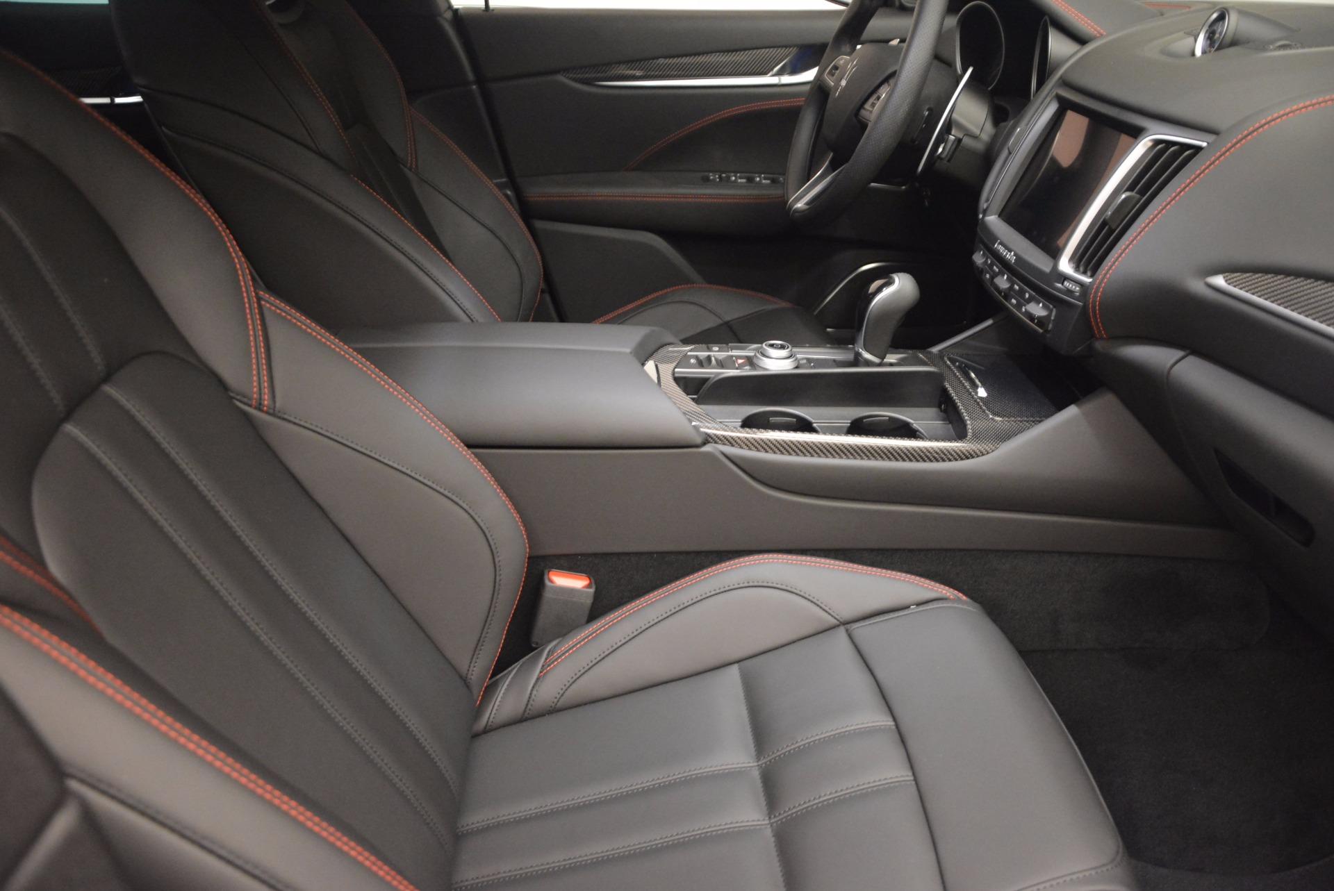 New 2017 Maserati Levante S Q4 For Sale In Greenwich, CT 1120_p17