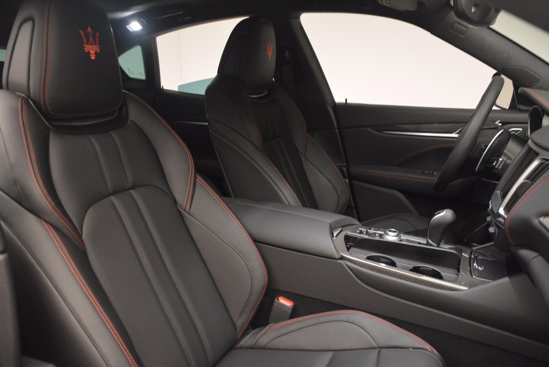 New 2017 Maserati Levante S Q4 For Sale In Greenwich, CT 1120_p18