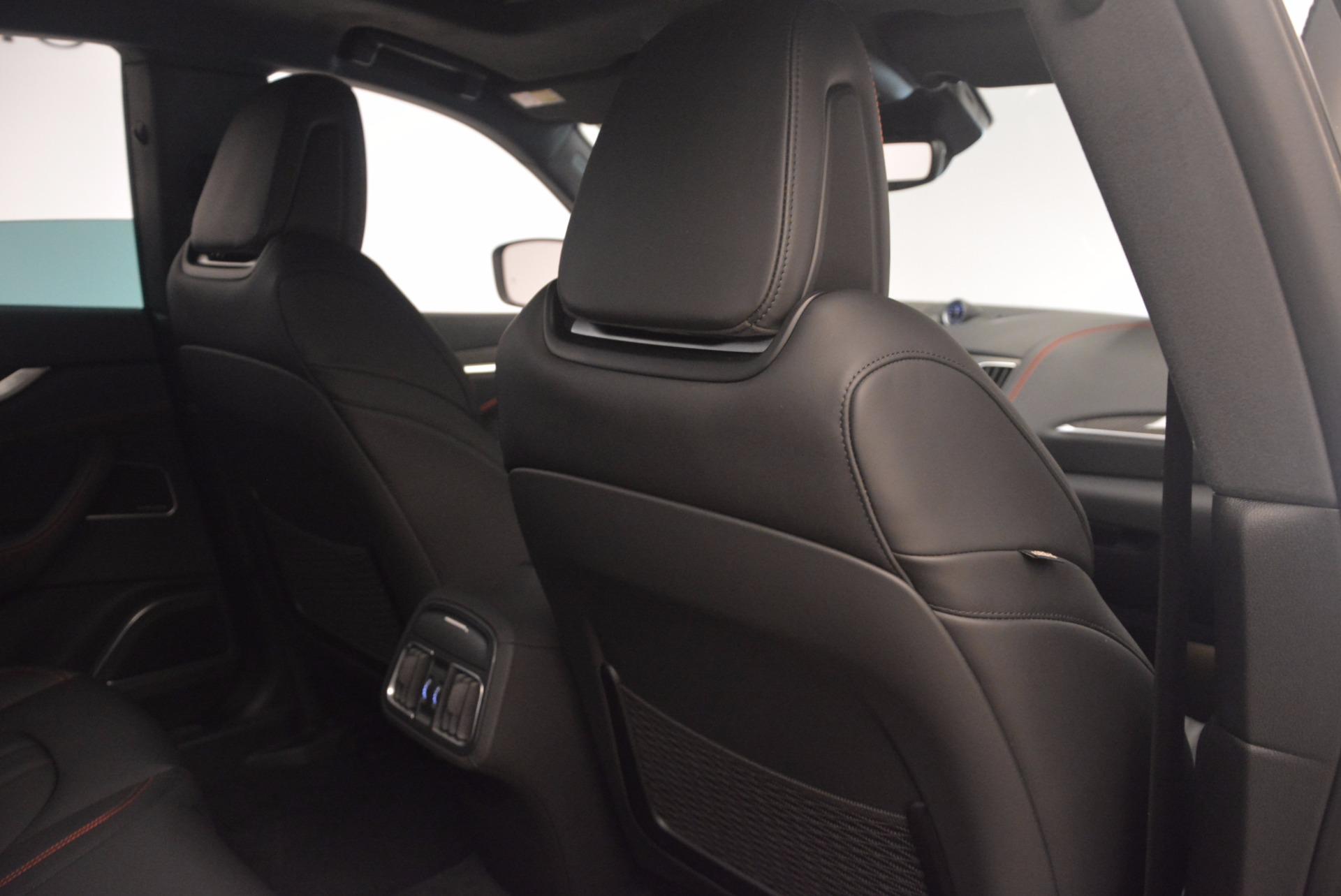 New 2017 Maserati Levante S Q4 For Sale In Greenwich, CT 1120_p19