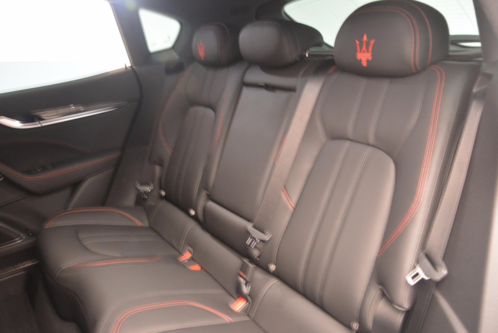 New 2017 Maserati Levante S Q4 For Sale In Greenwich, CT 1120_p24