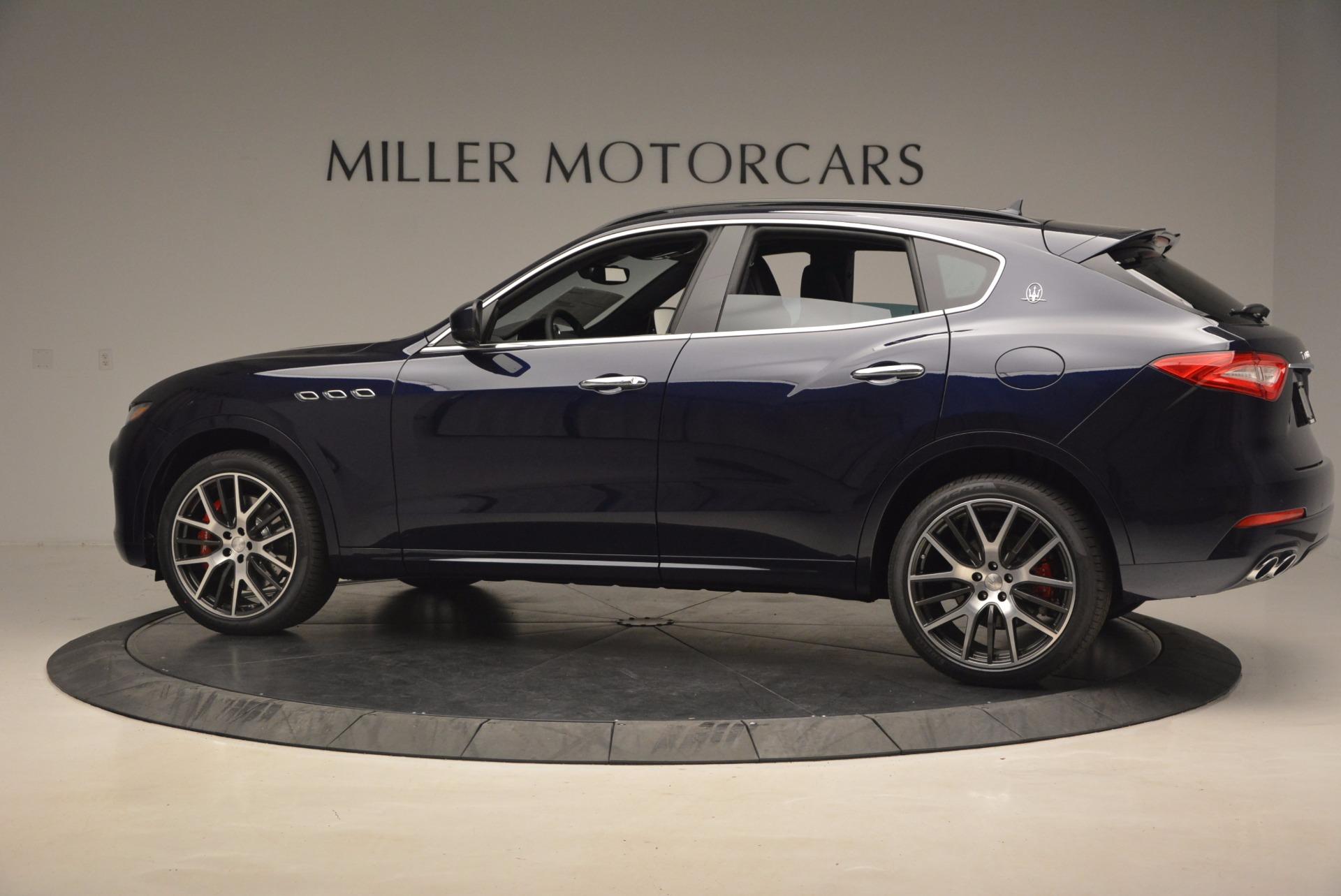 New 2017 Maserati Levante S Q4 For Sale In Greenwich, CT 1120_p4
