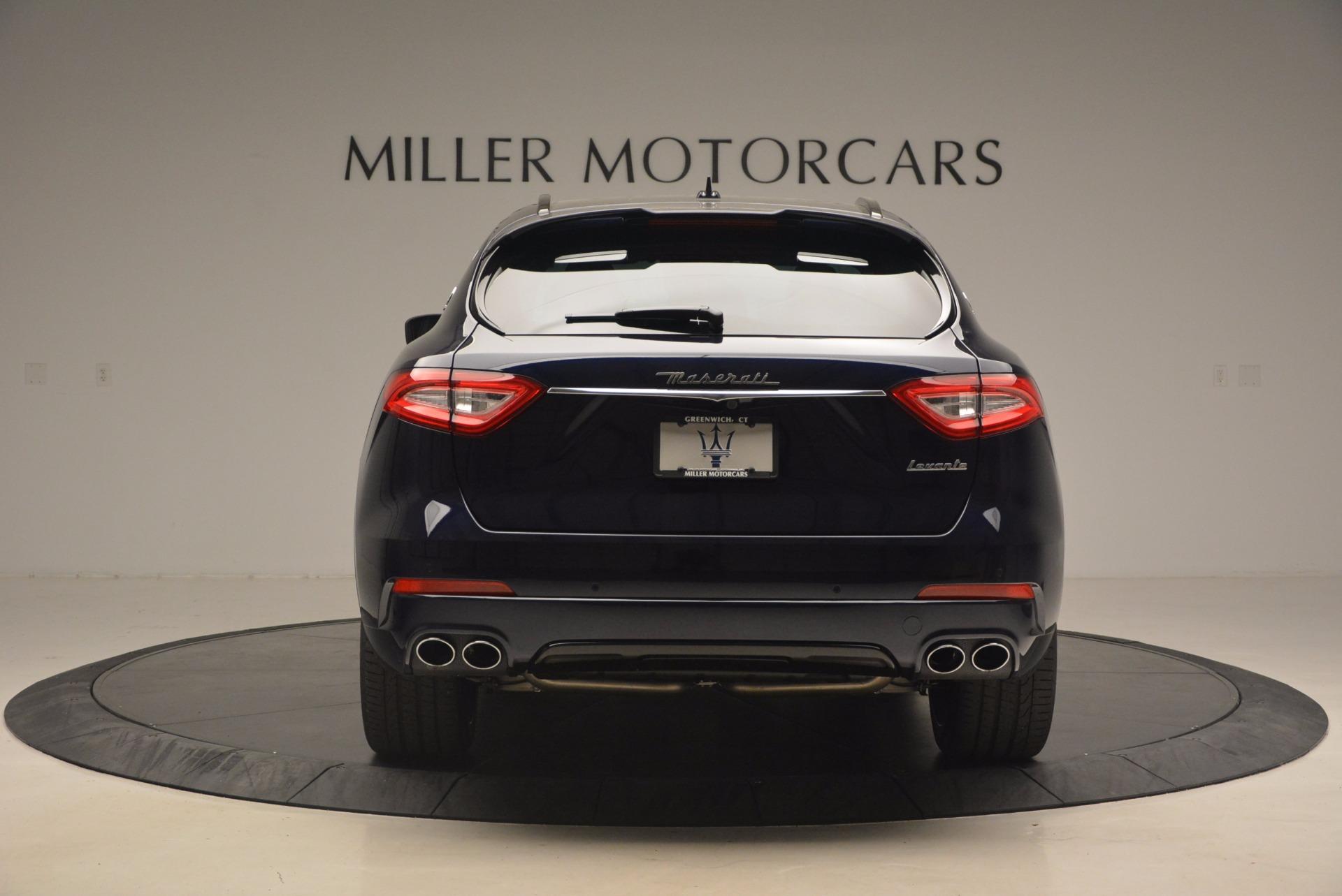 New 2017 Maserati Levante S Q4 For Sale In Greenwich, CT 1120_p6