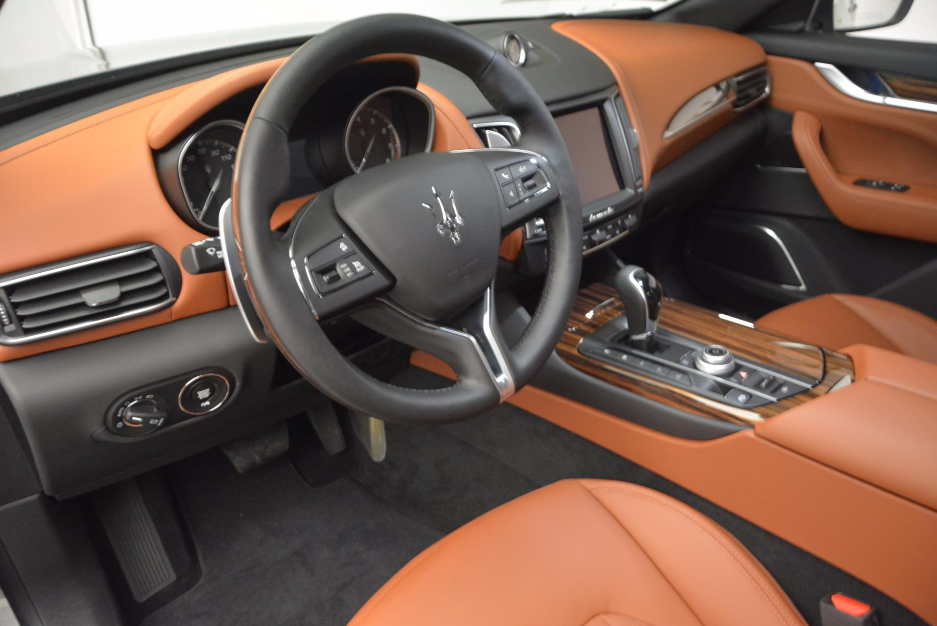 New 2017 Maserati Levante  For Sale In Greenwich, CT 1122_p14