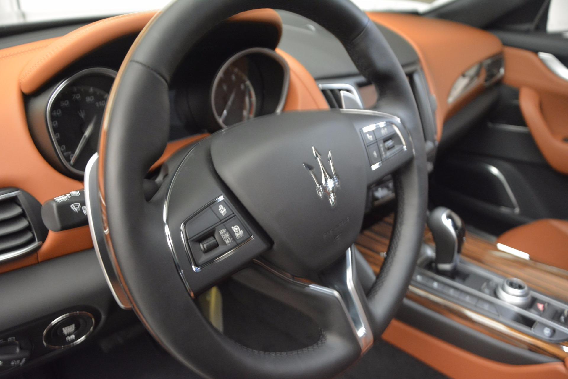 New 2017 Maserati Levante  For Sale In Greenwich, CT 1122_p15