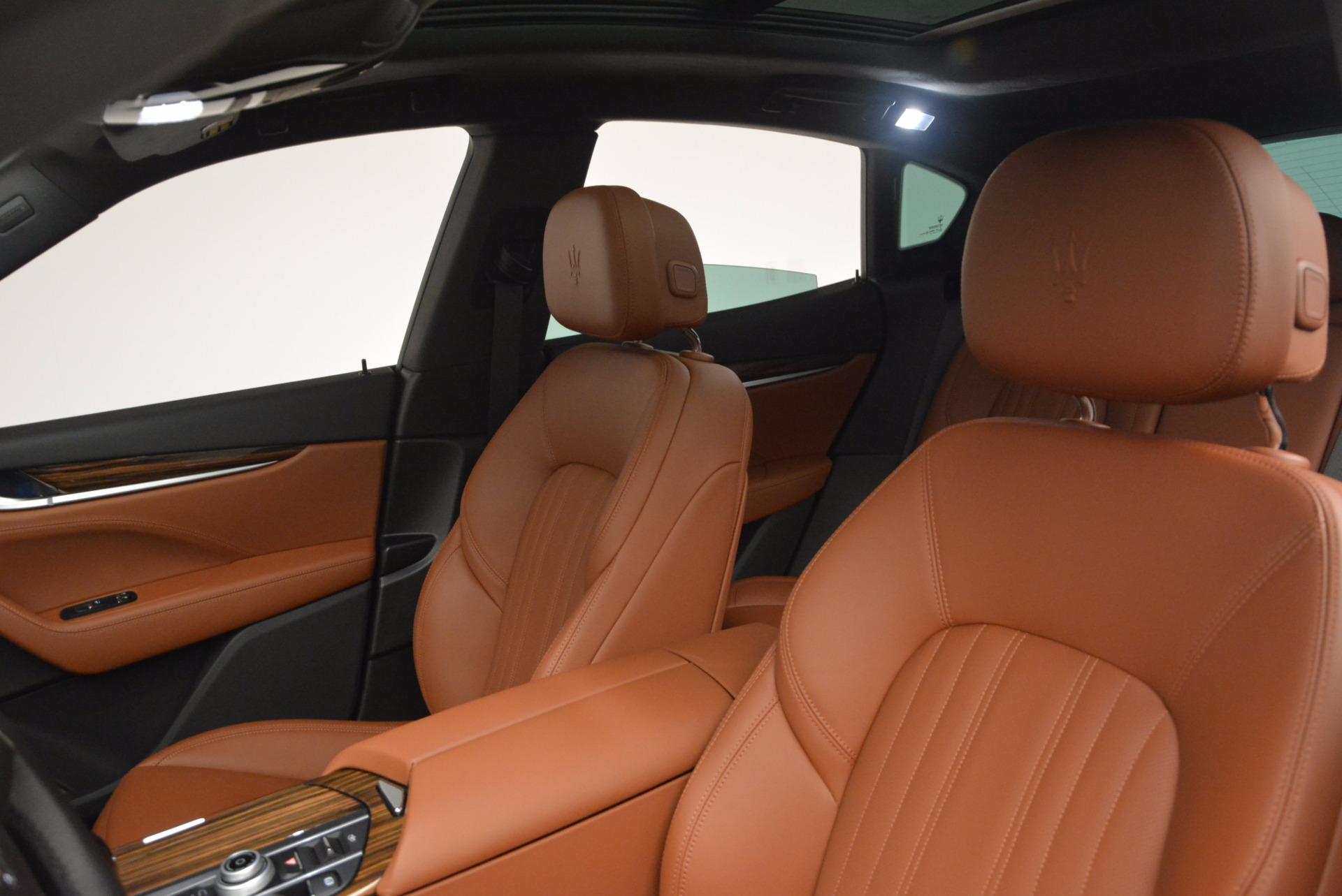 New 2017 Maserati Levante  For Sale In Greenwich, CT 1122_p16