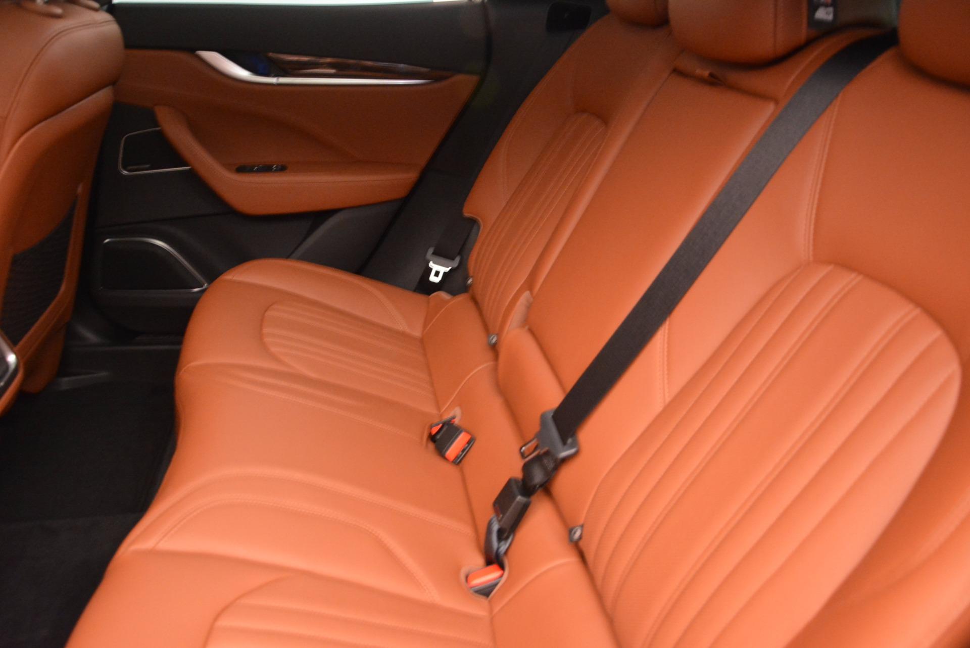 New 2017 Maserati Levante  For Sale In Greenwich, CT 1122_p19