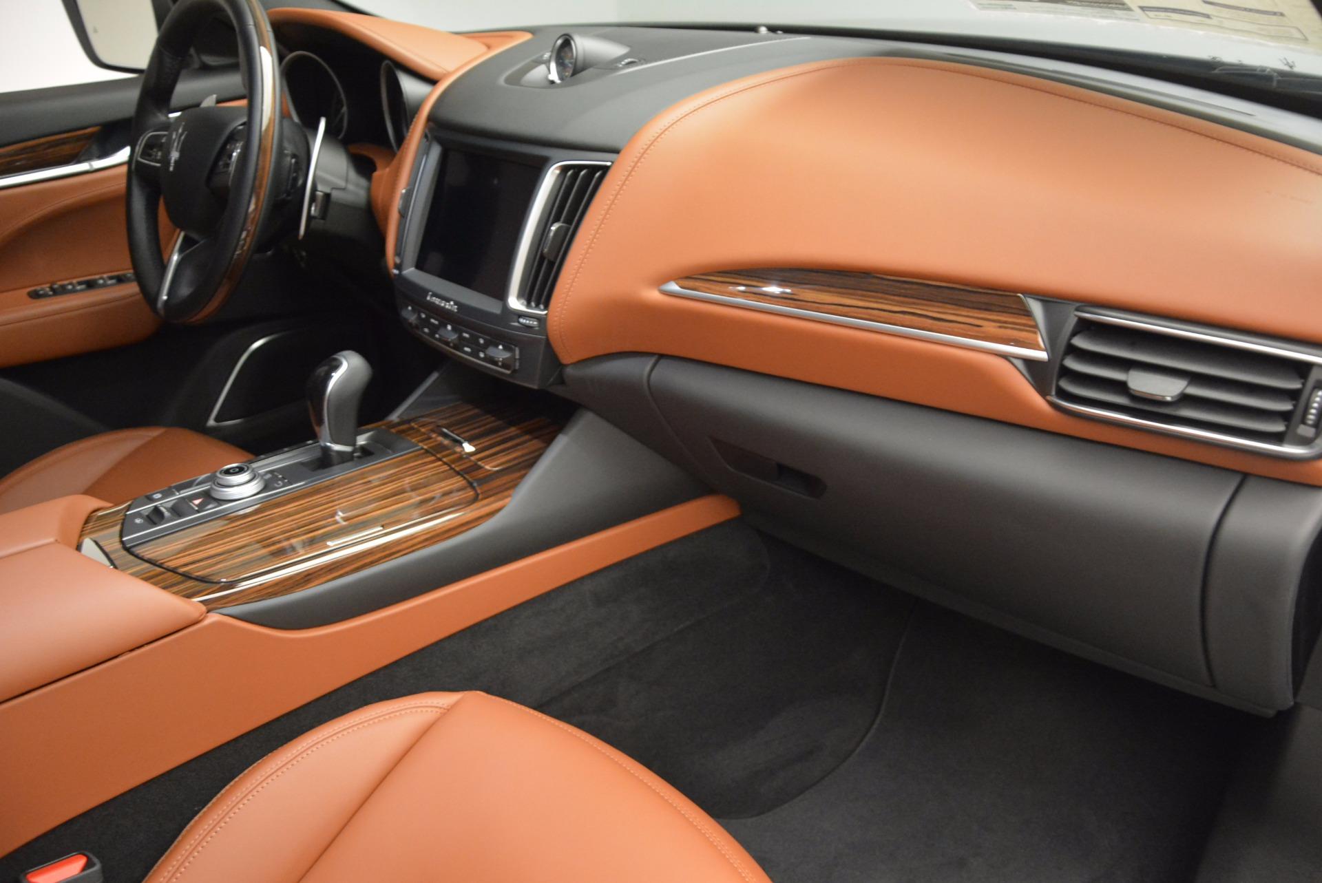 New 2017 Maserati Levante  For Sale In Greenwich, CT 1122_p23