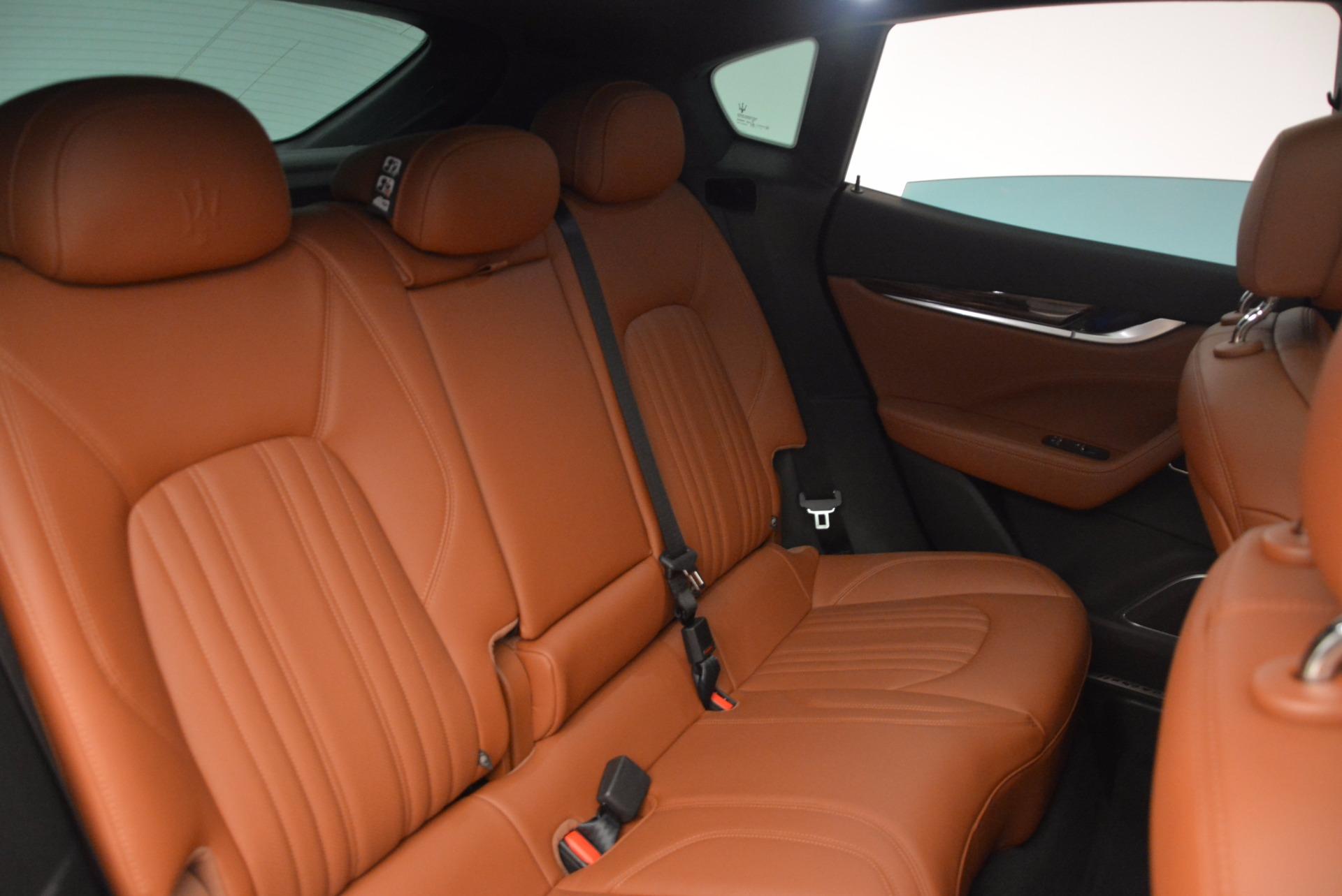 New 2017 Maserati Levante  For Sale In Greenwich, CT 1122_p24