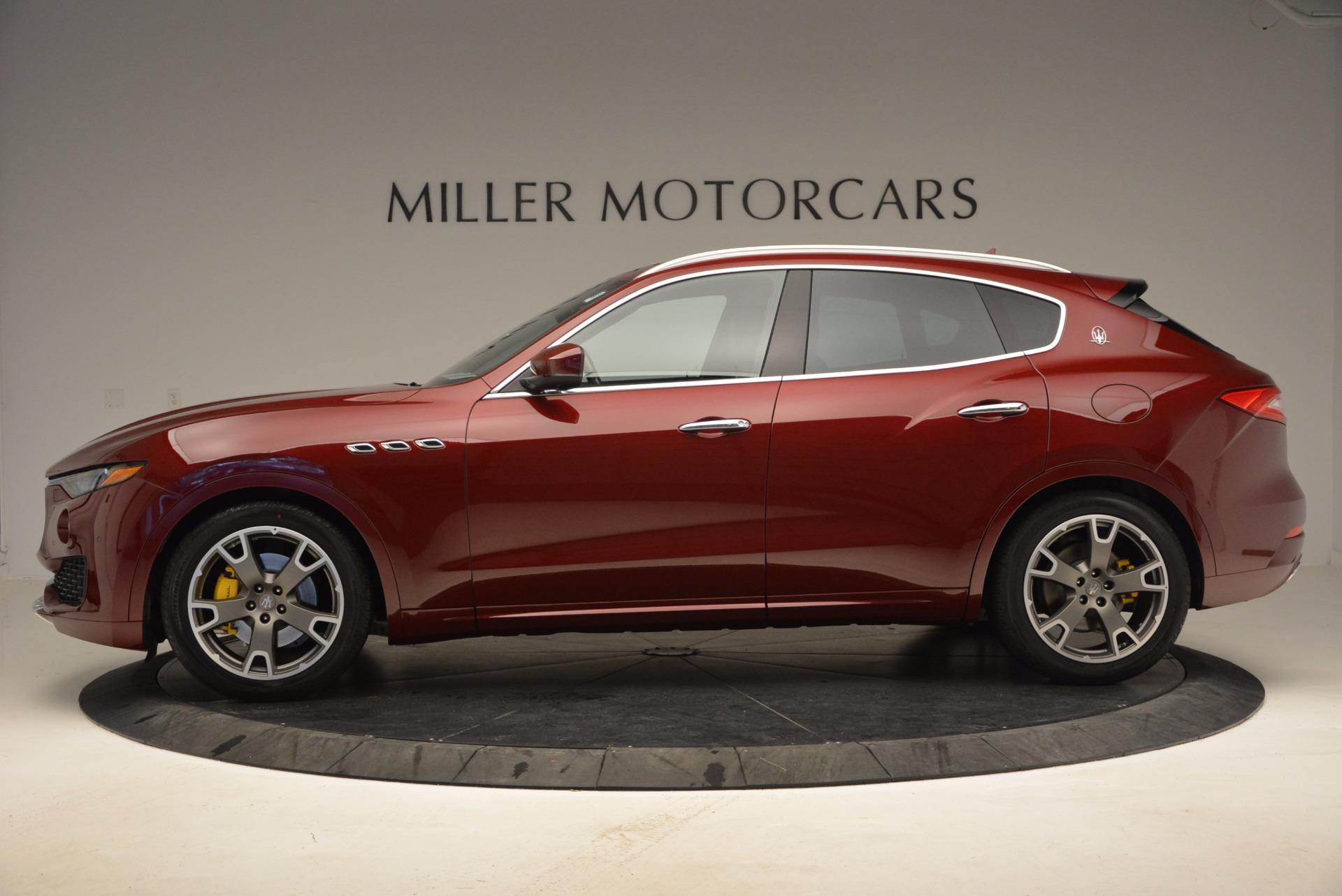 New 2017 Maserati Levante  For Sale In Greenwich, CT 1122_p4