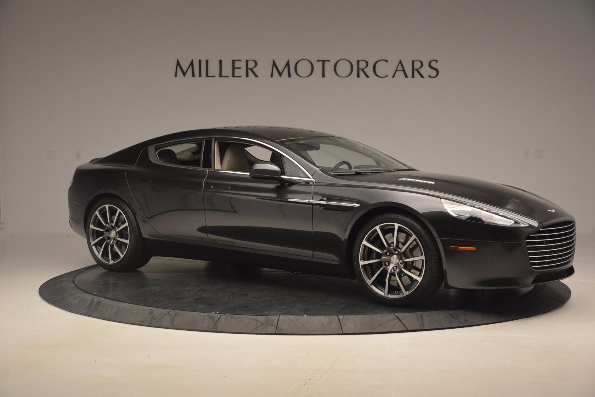 New 2017 Aston Martin Rapide S  For Sale In Greenwich, CT 1125_p10