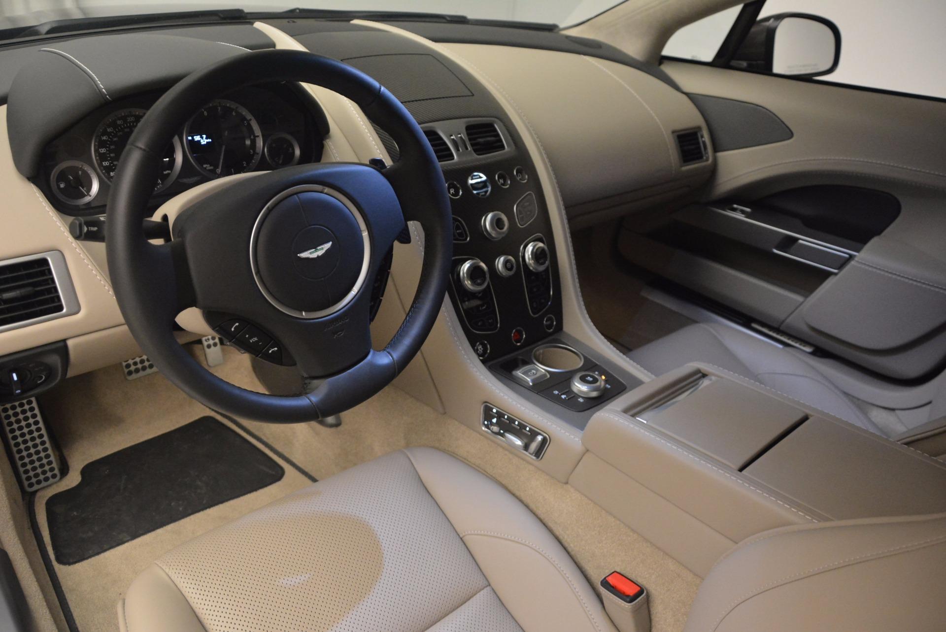 New 2017 Aston Martin Rapide S  For Sale In Greenwich, CT 1125_p14