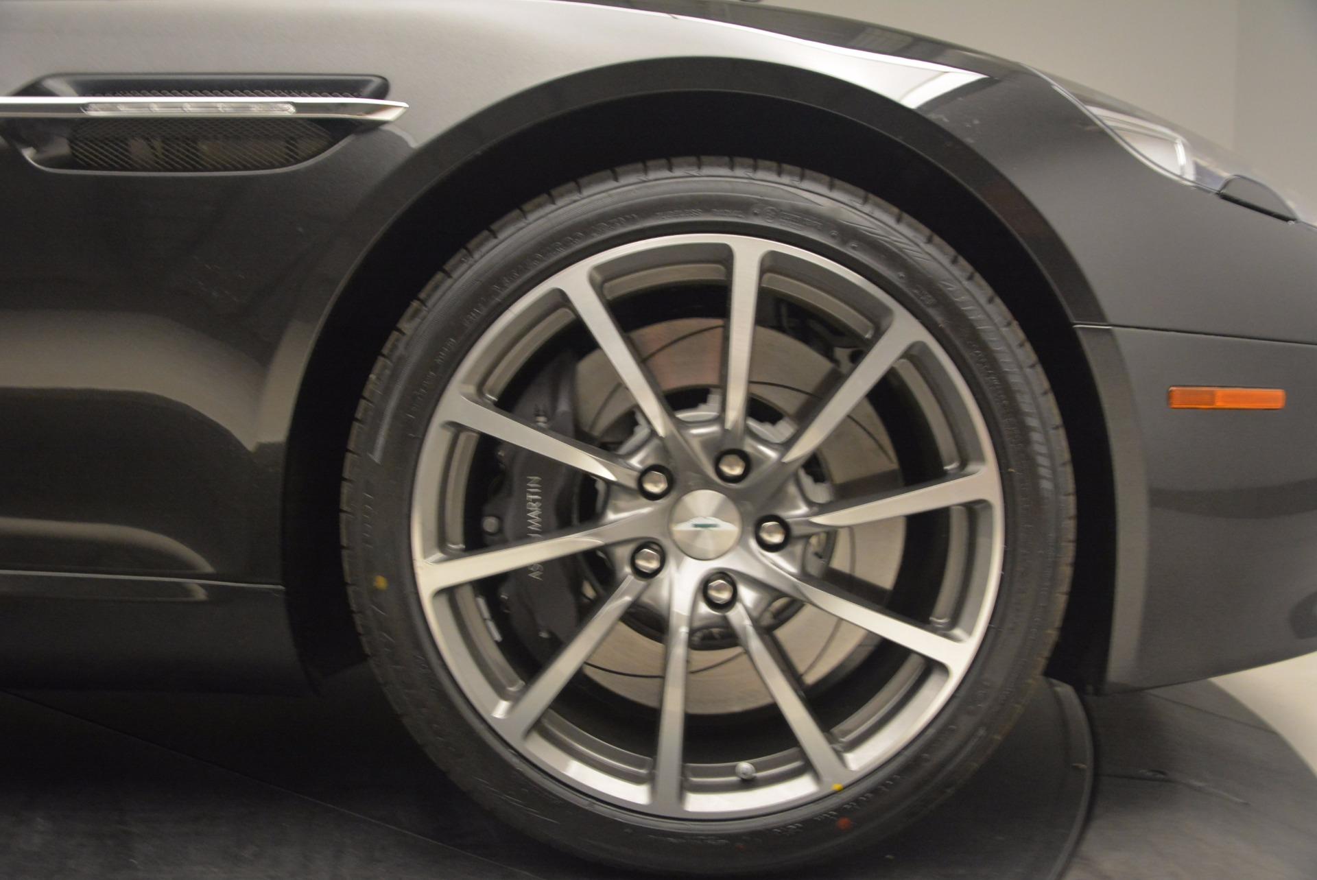 New 2017 Aston Martin Rapide S  For Sale In Greenwich, CT 1125_p22