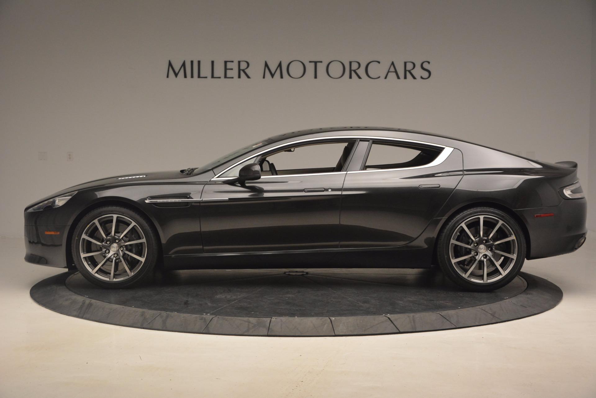 New 2017 Aston Martin Rapide S  For Sale In Greenwich, CT 1125_p3