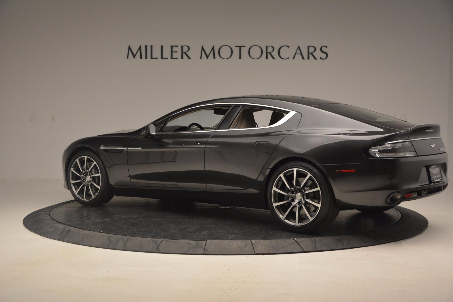 New 2017 Aston Martin Rapide S  For Sale In Greenwich, CT 1125_p4