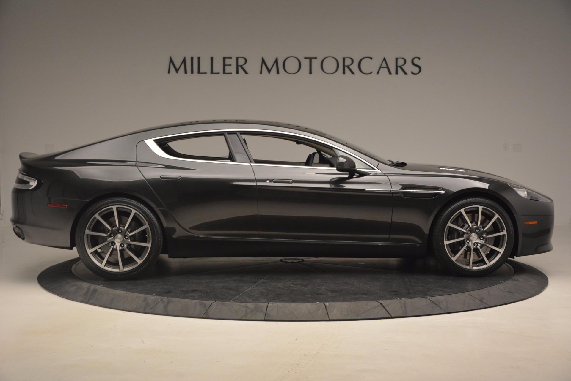 New 2017 Aston Martin Rapide S  For Sale In Greenwich, CT 1125_p9