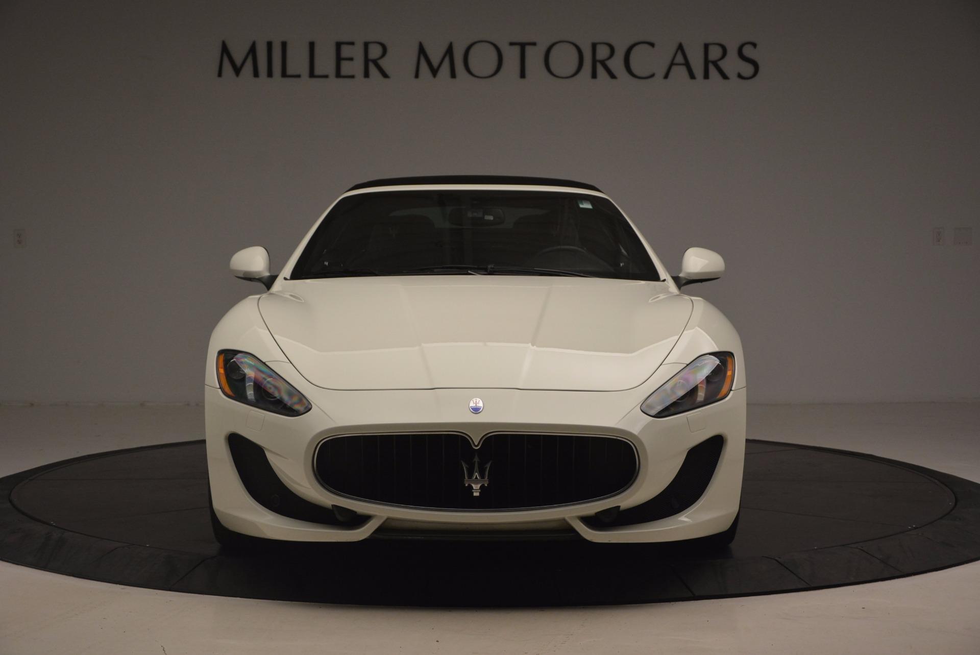 Used 2014 Maserati GranTurismo Sport For Sale In Greenwich, CT 1128_p42
