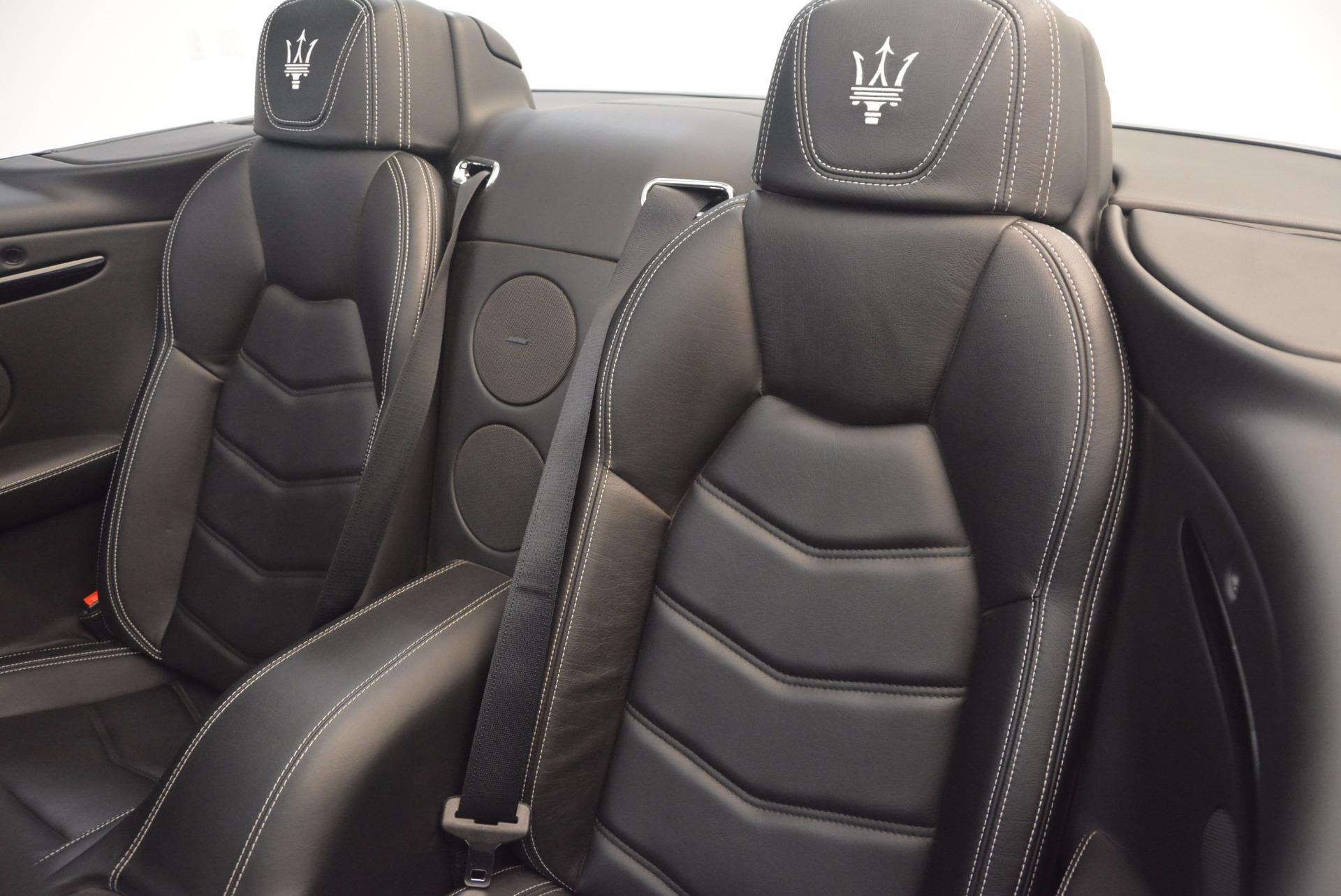 Used 2014 Maserati GranTurismo Sport For Sale In Greenwich, CT 1128_p48