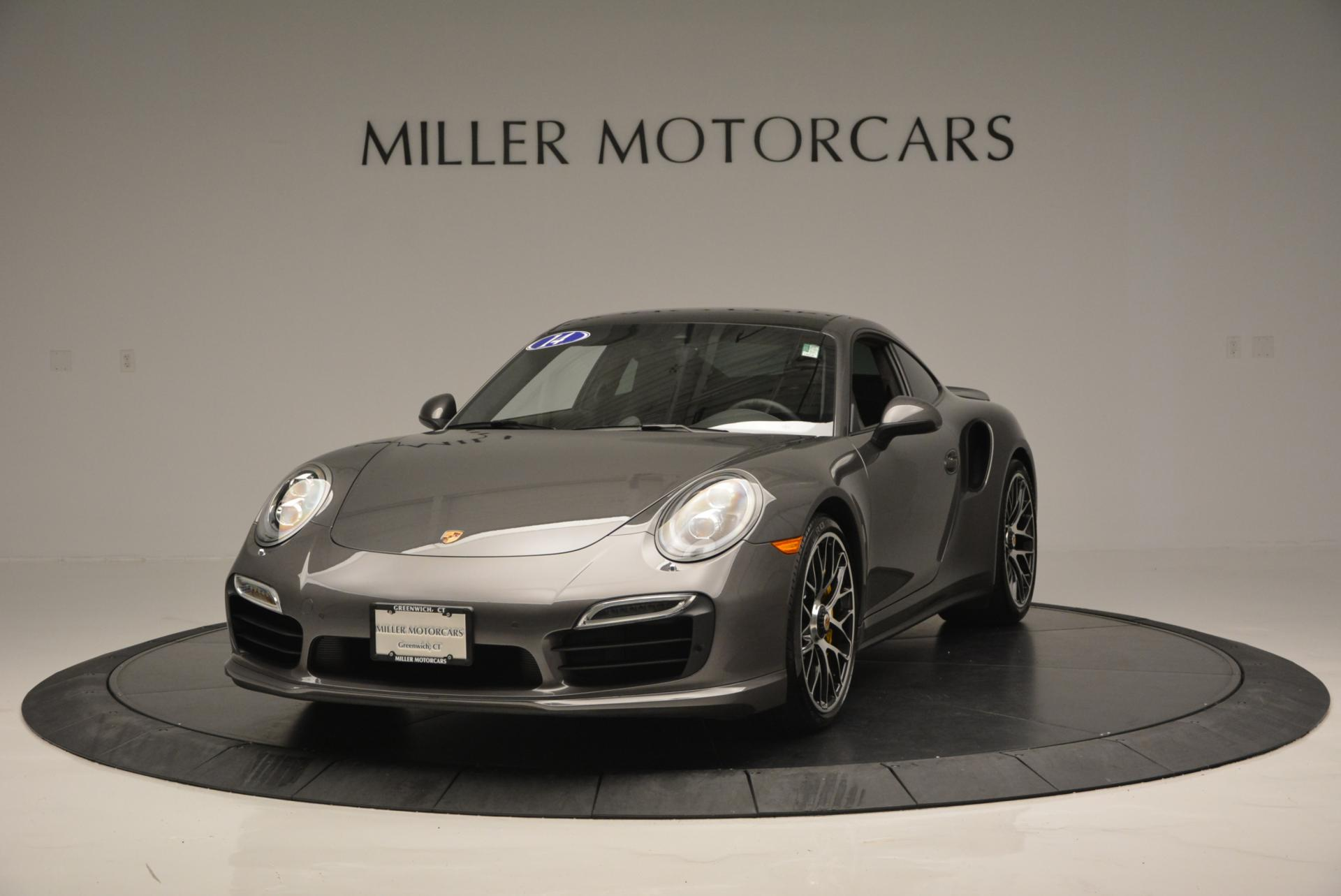Used 2014 Porsche 911 Turbo S For Sale In Greenwich, CT