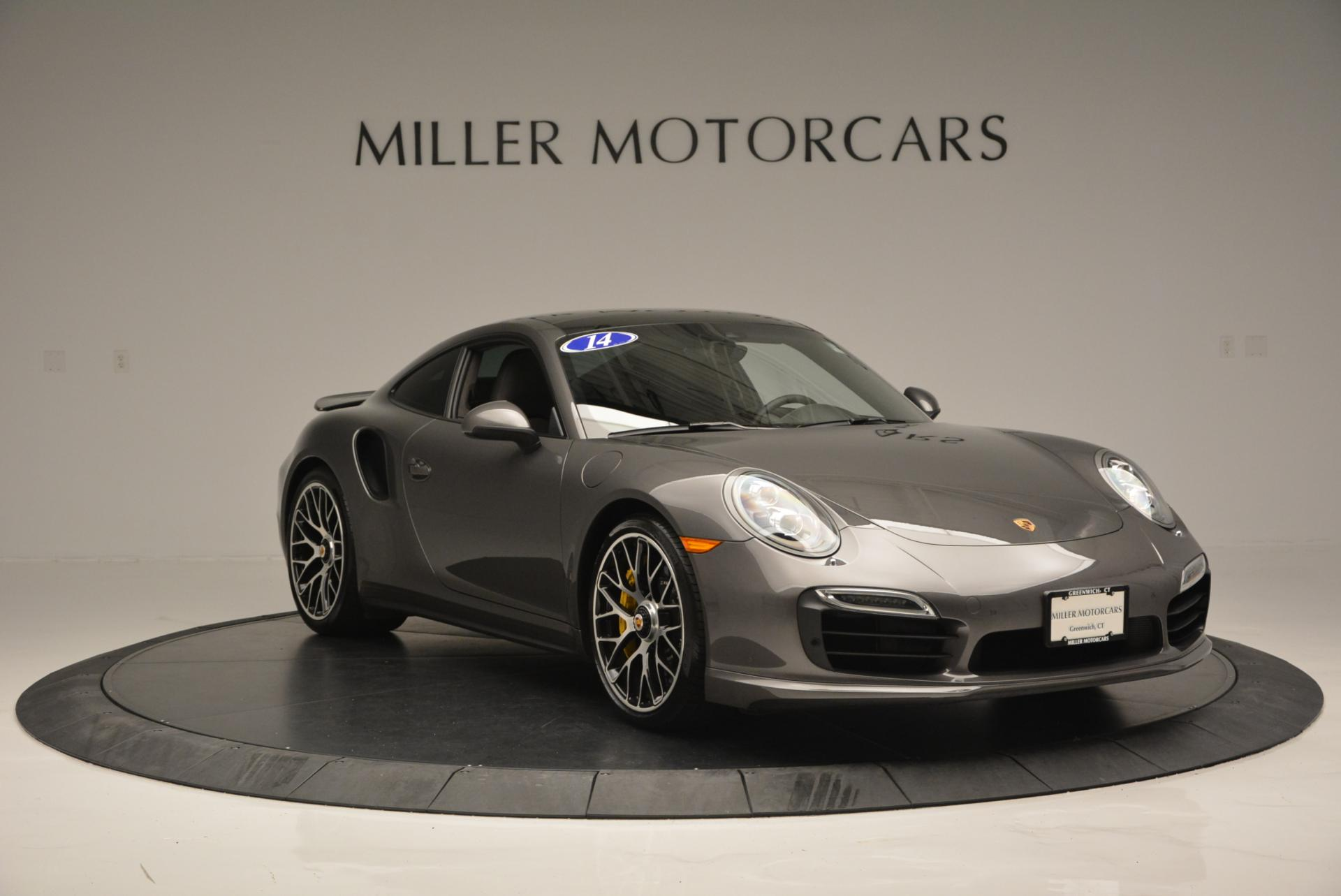Used 2014 Porsche 911 Turbo S For Sale In Greenwich, CT 113_p10