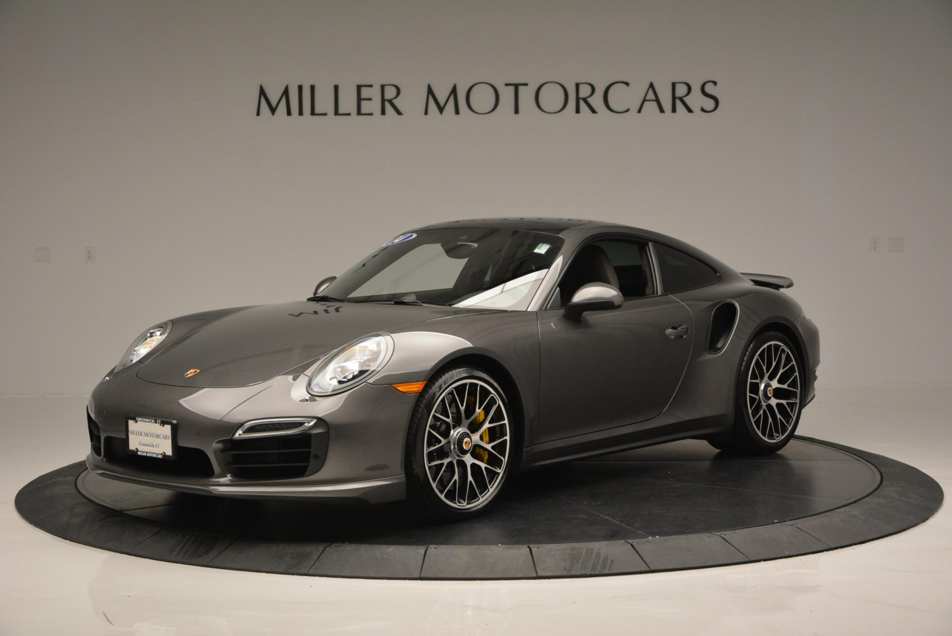 Used 2014 Porsche 911 Turbo S For Sale In Greenwich, CT 113_p2