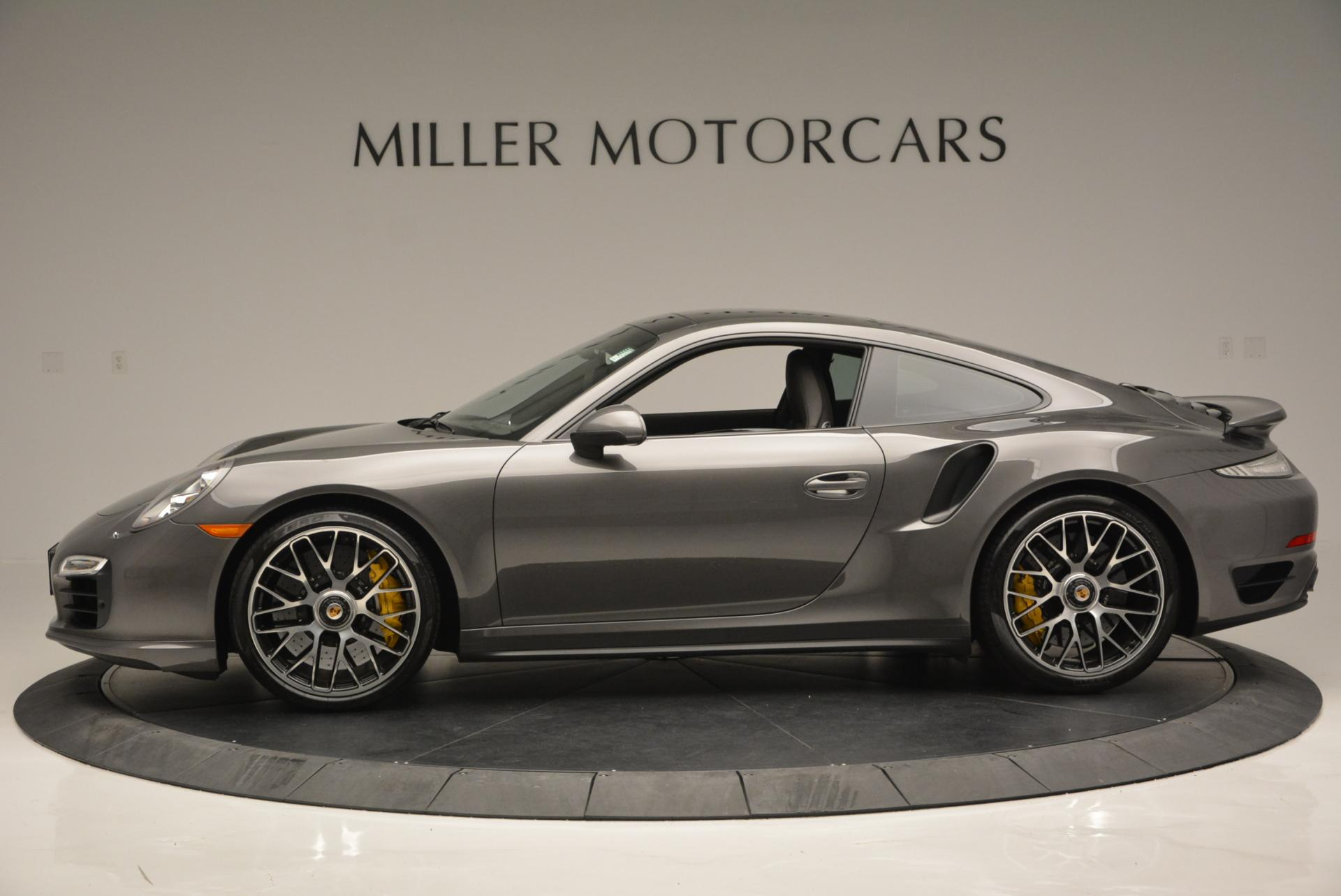 Used 2014 Porsche 911 Turbo S For Sale In Greenwich, CT 113_p3