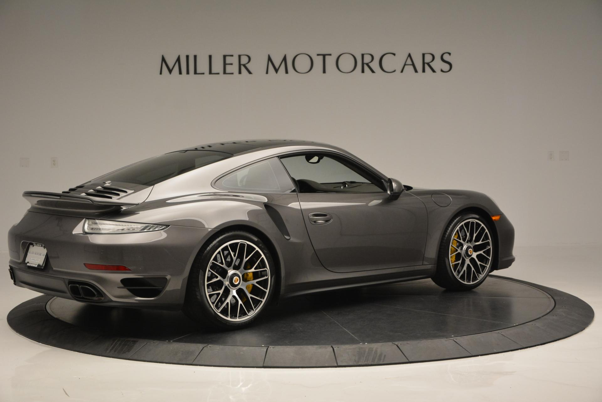 Used 2014 Porsche 911 Turbo S For Sale In Greenwich, CT 113_p7