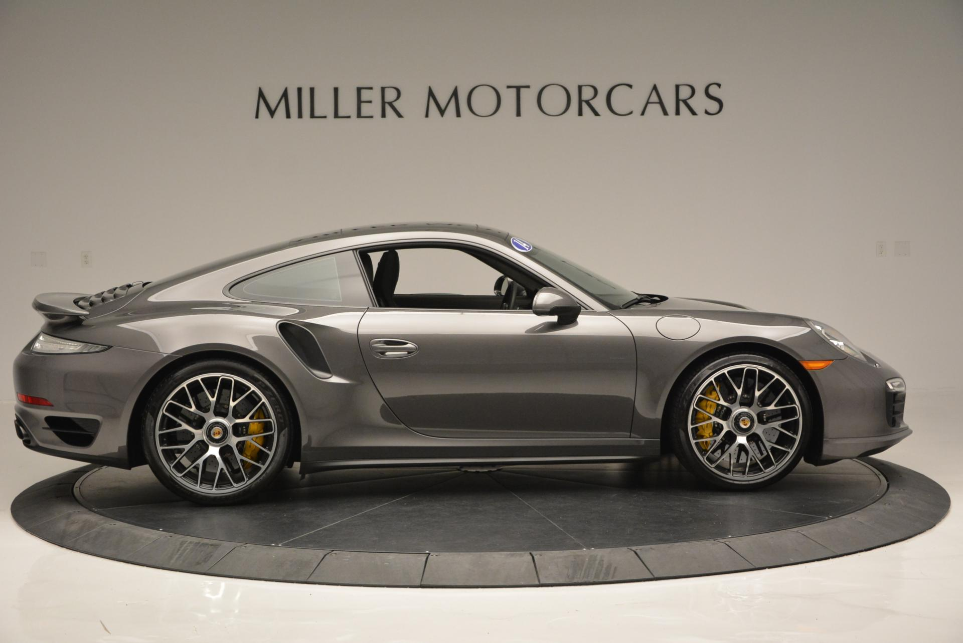 Used 2014 Porsche 911 Turbo S For Sale In Greenwich, CT 113_p8
