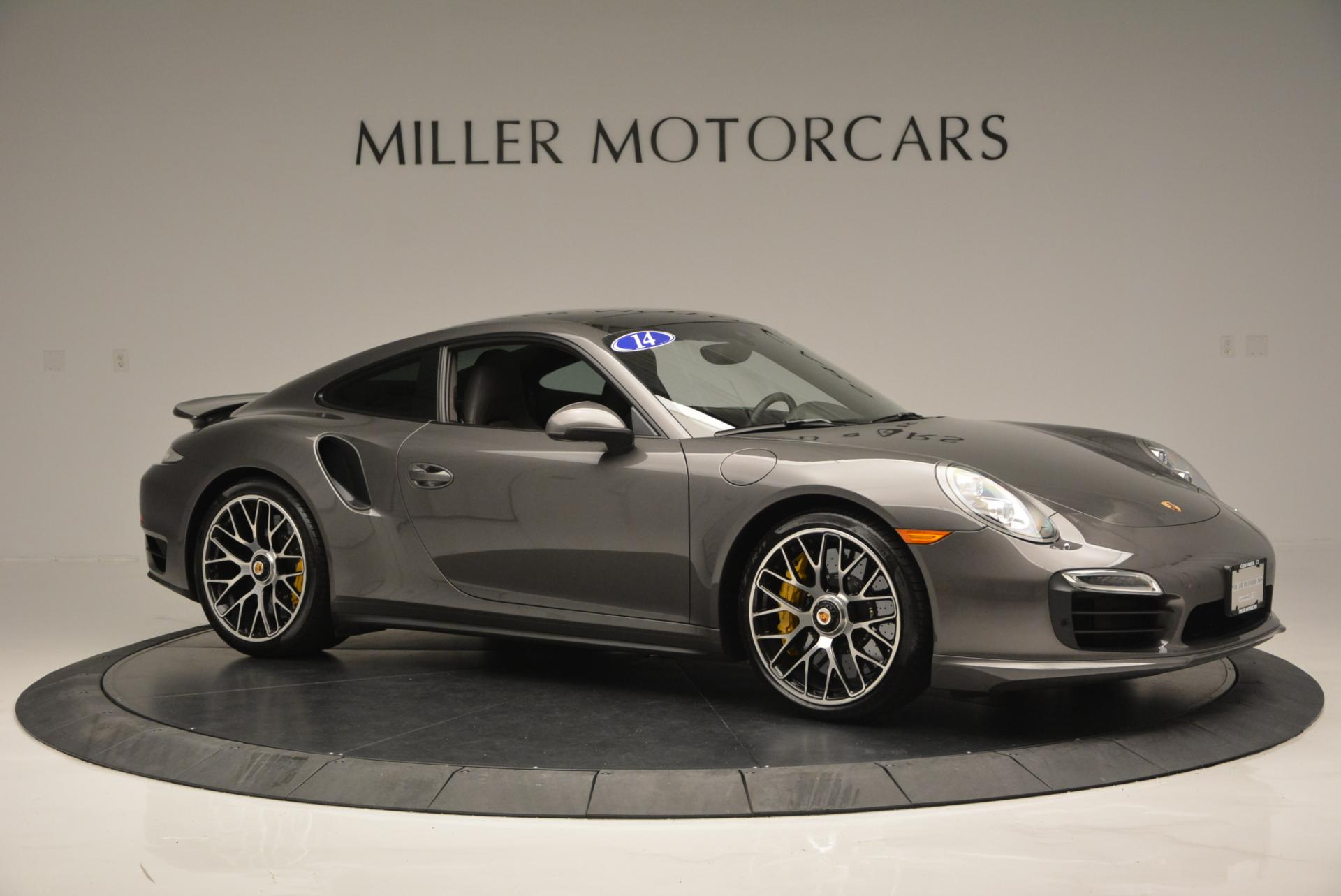 Used 2014 Porsche 911 Turbo S For Sale In Greenwich, CT 113_p9