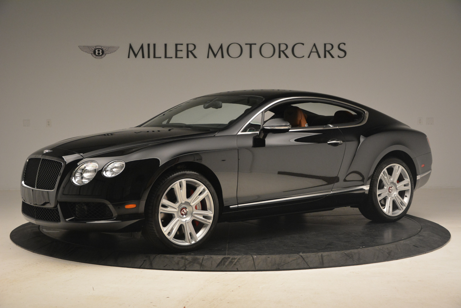 Used 2013 Bentley Continental GT V8 For Sale In Greenwich, CT 1131_p2