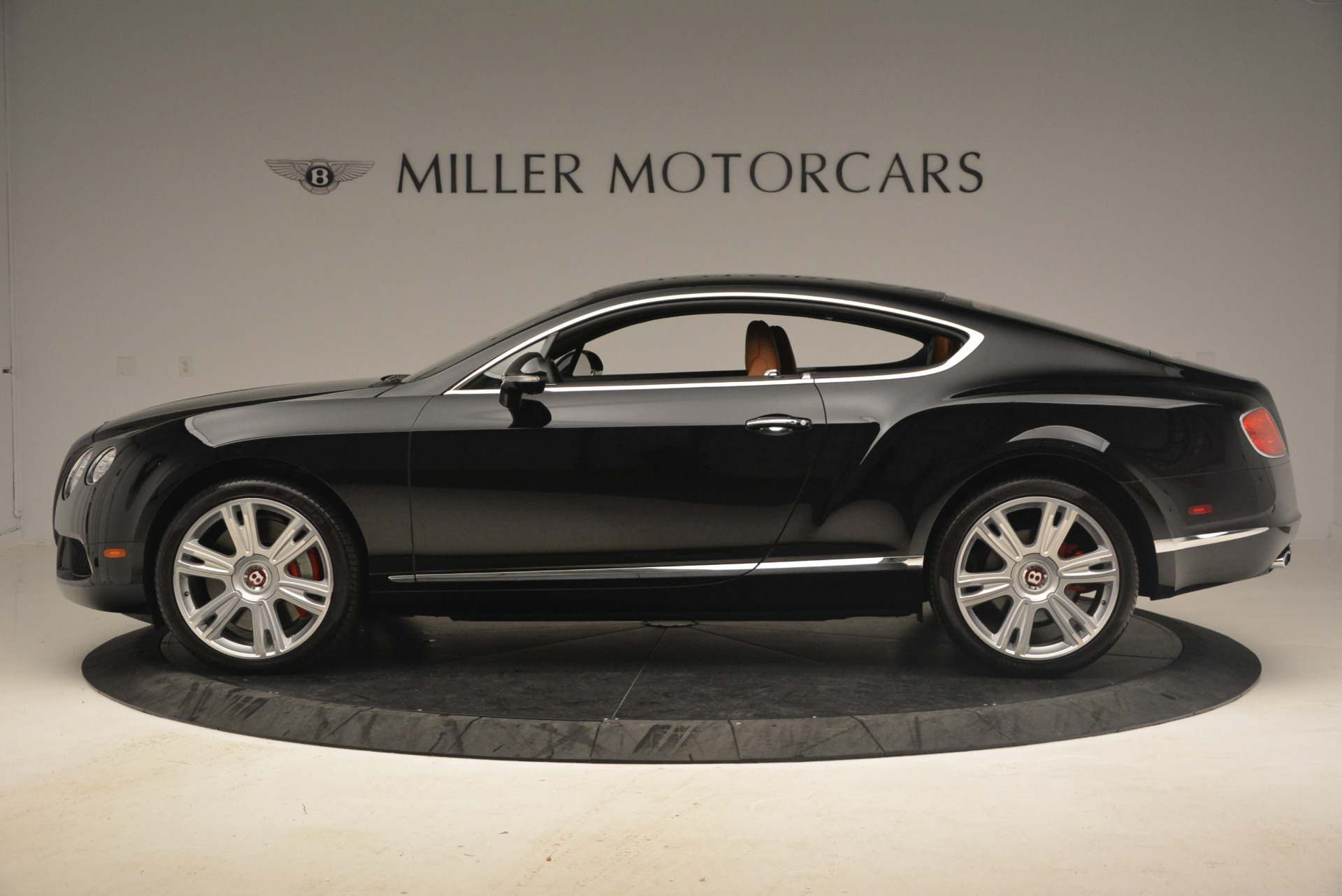 Used 2013 Bentley Continental GT V8 For Sale In Greenwich, CT 1131_p3