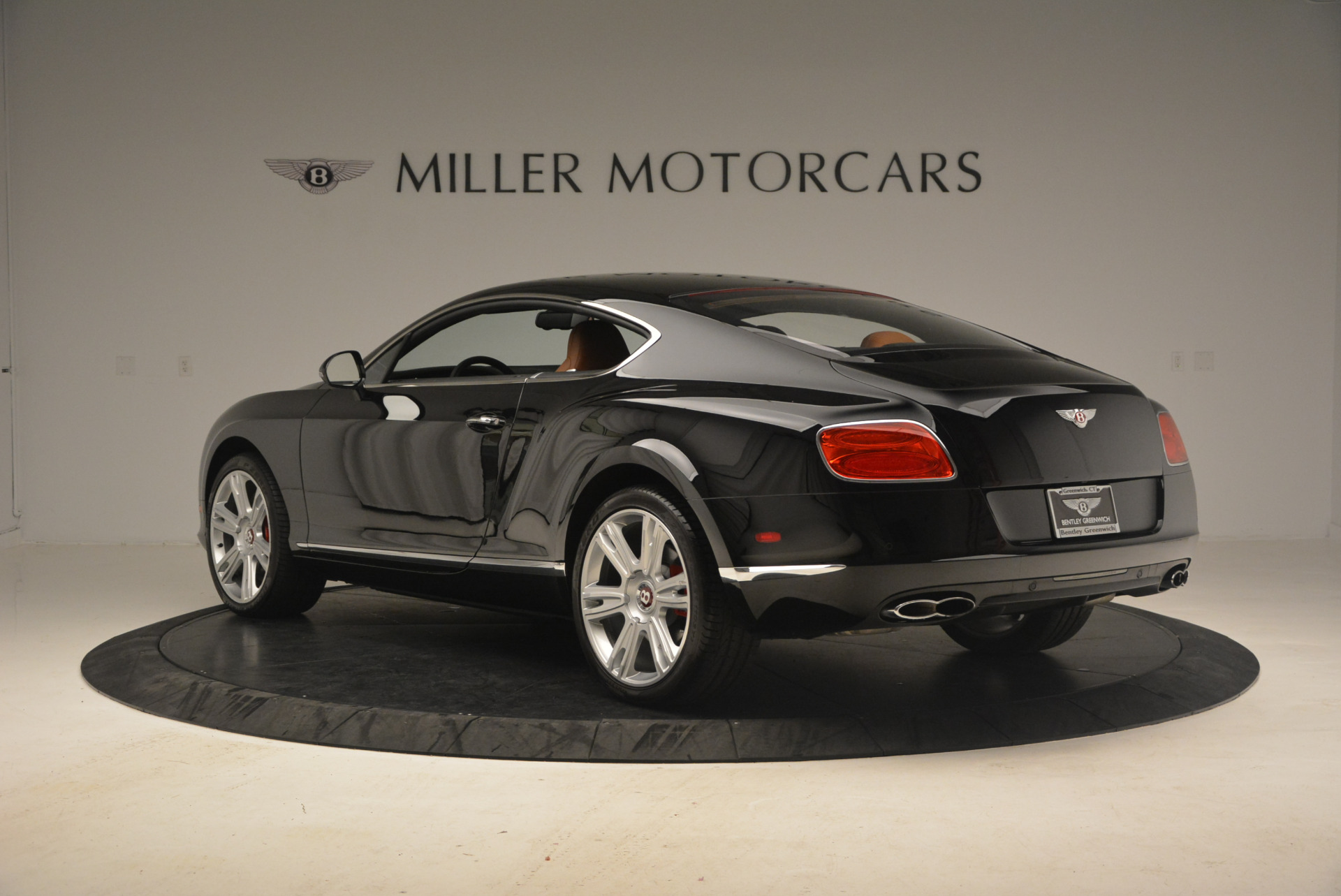 Used 2013 Bentley Continental GT V8 For Sale In Greenwich, CT 1131_p5