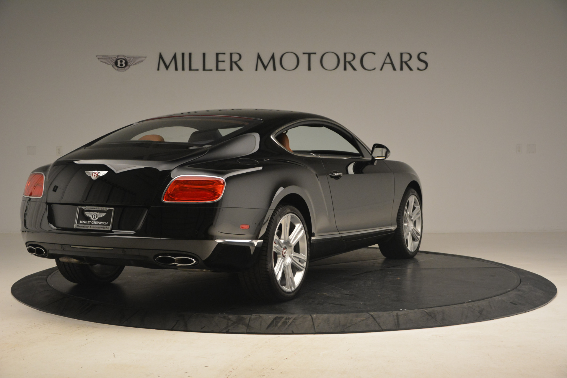 Used 2013 Bentley Continental GT V8 For Sale In Greenwich, CT 1131_p7
