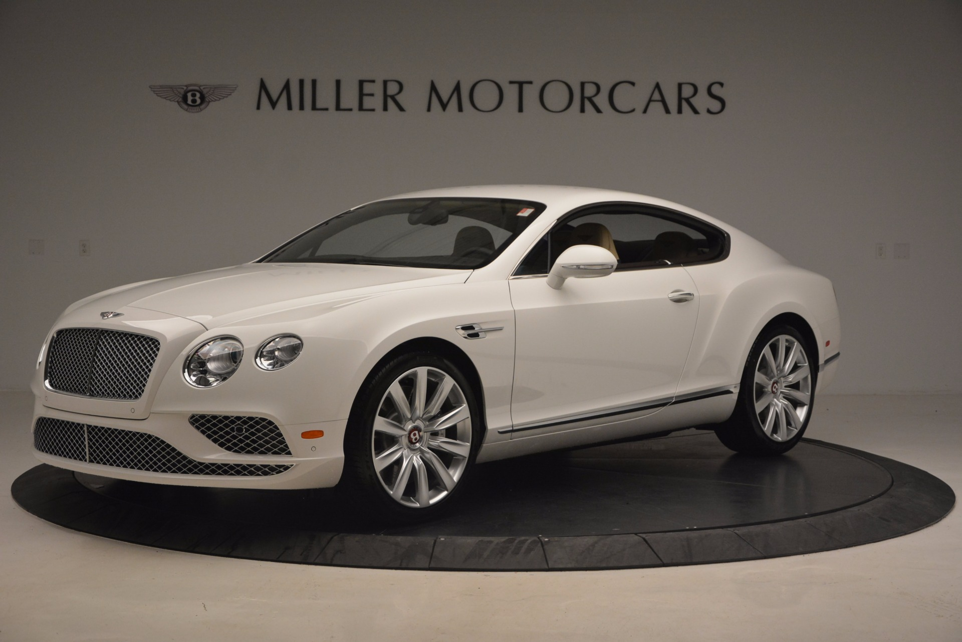 Used 2017 Bentley Continental GT V8 For Sale In Greenwich, CT 1133_p2