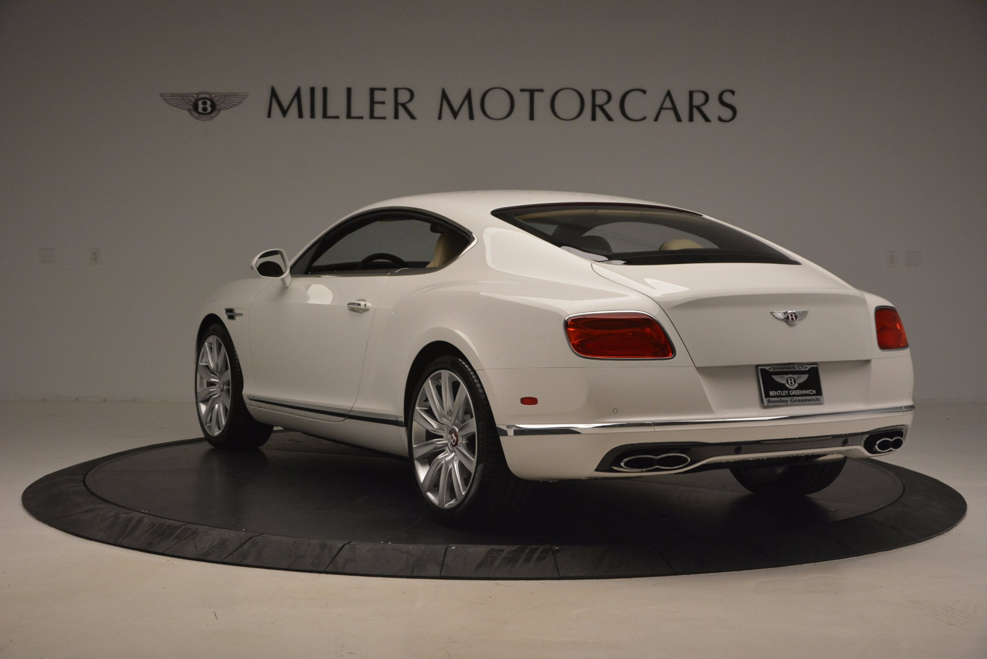 Used 2017 Bentley Continental GT V8 For Sale In Greenwich, CT 1133_p5