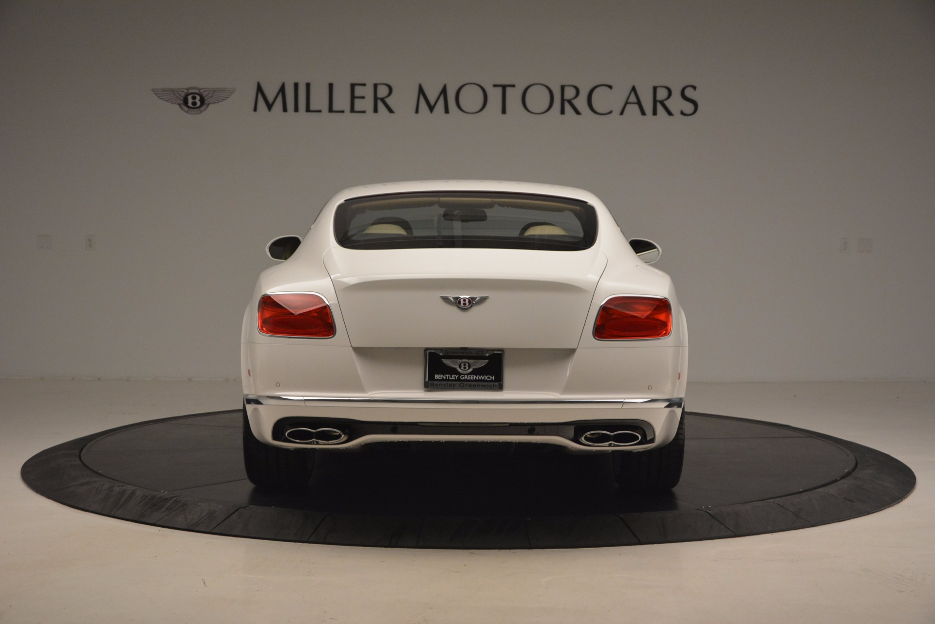 Used 2017 Bentley Continental GT V8 For Sale In Greenwich, CT 1133_p6