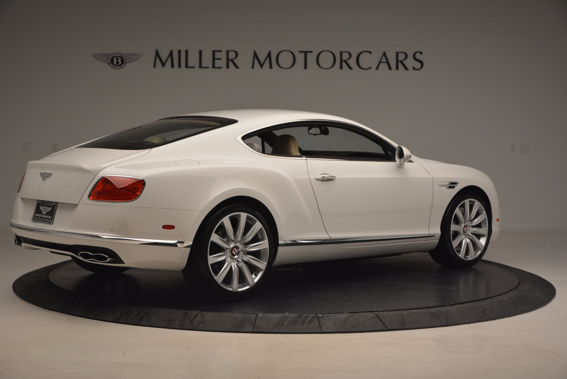 Used 2017 Bentley Continental GT V8 For Sale In Greenwich, CT 1133_p8