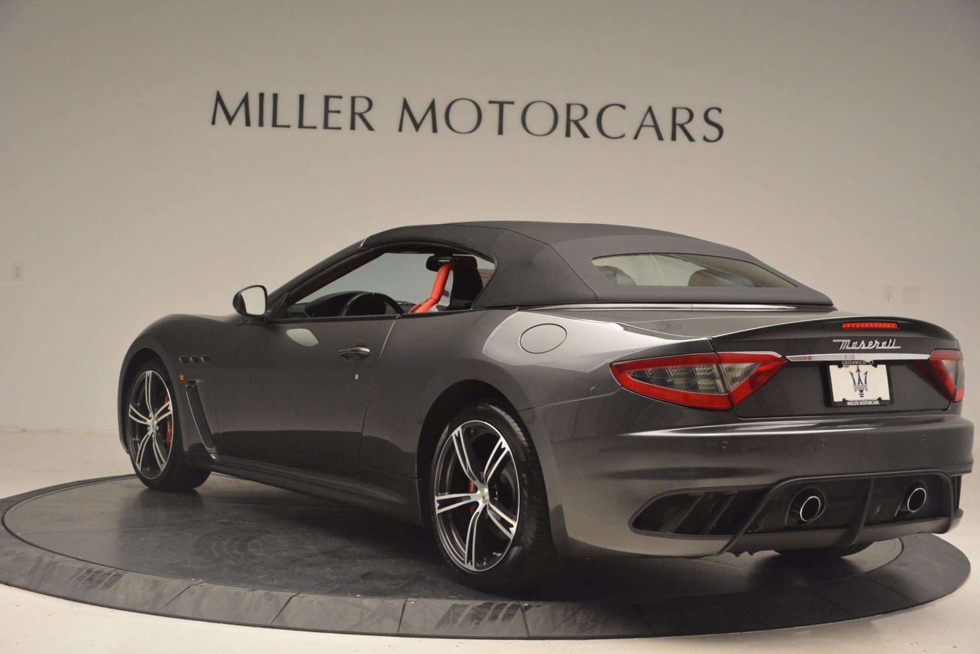 Used 2015 Maserati GranTurismo MC For Sale In Greenwich, CT 1135_p17