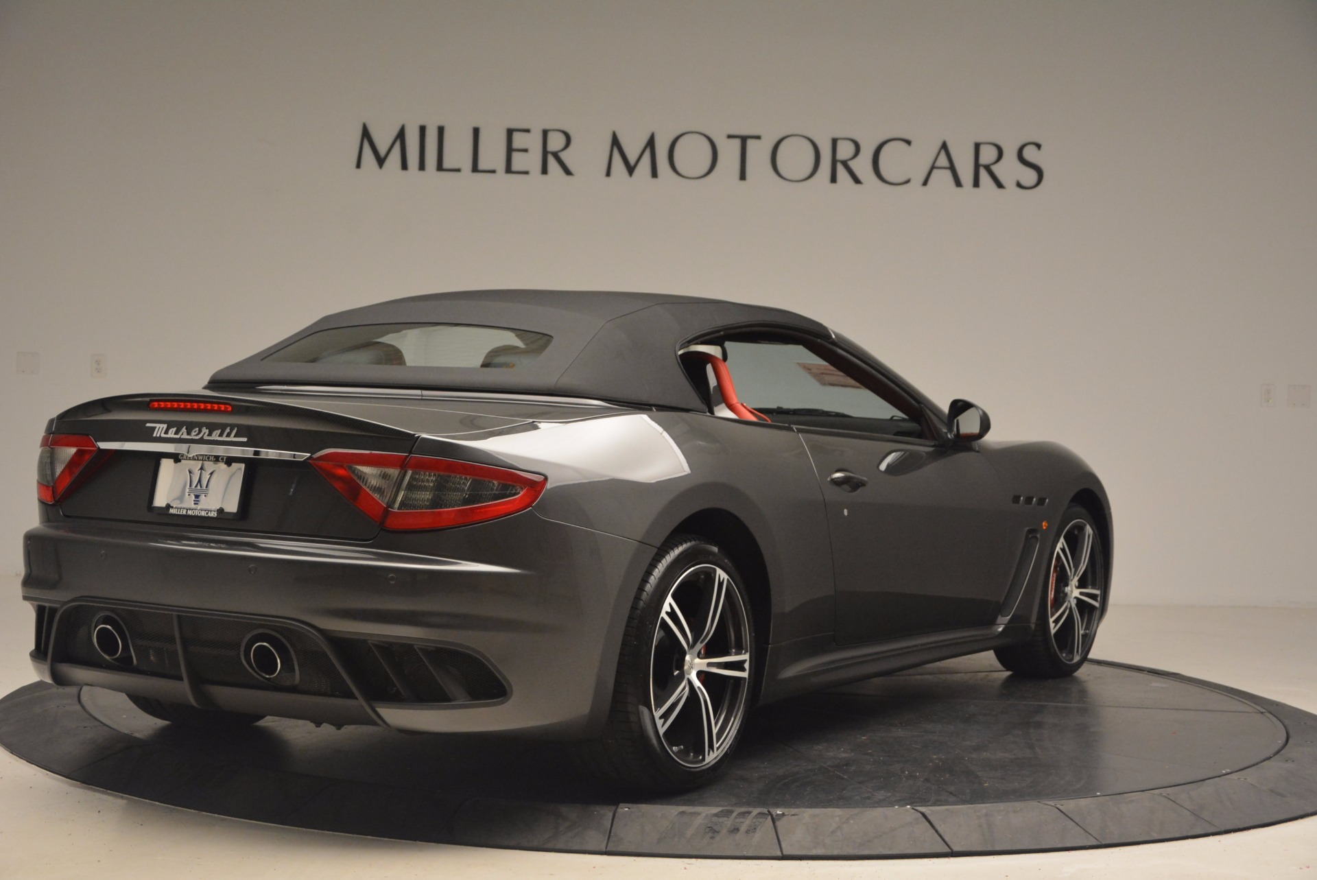 Used 2015 Maserati GranTurismo MC For Sale In Greenwich, CT 1135_p19