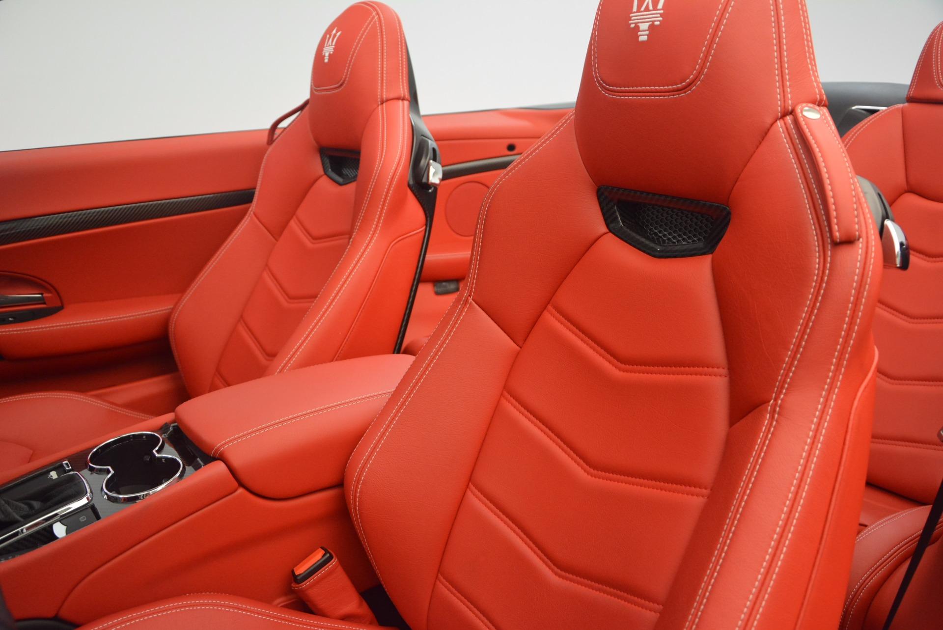Used 2015 Maserati GranTurismo MC For Sale In Greenwich, CT 1135_p27