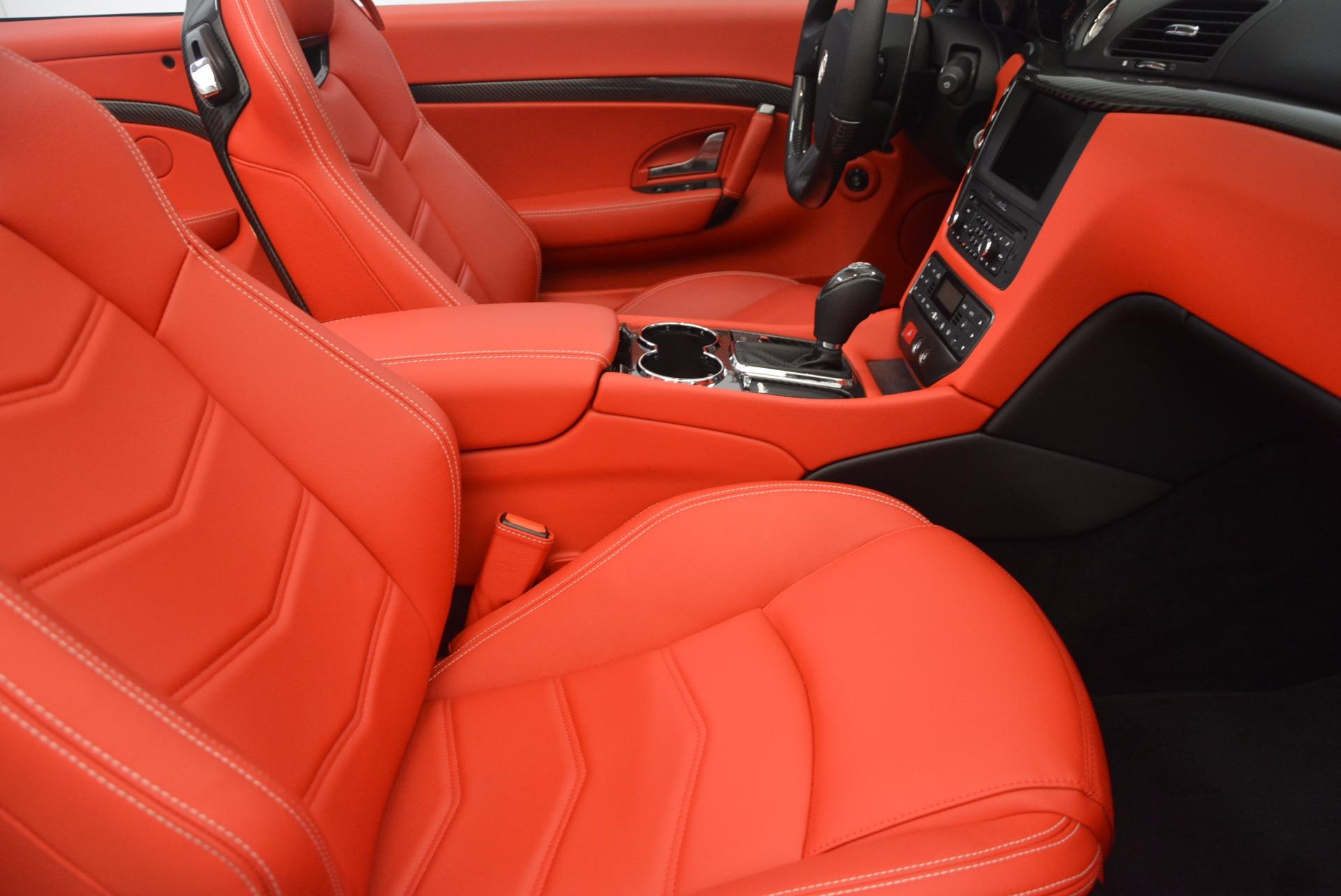 Used 2015 Maserati GranTurismo MC For Sale In Greenwich, CT 1135_p33