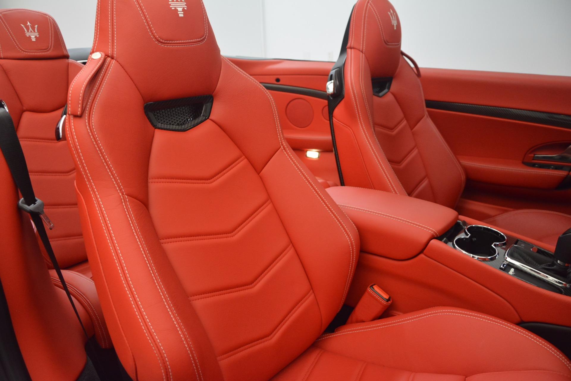 Used 2015 Maserati GranTurismo MC For Sale In Greenwich, CT 1135_p34