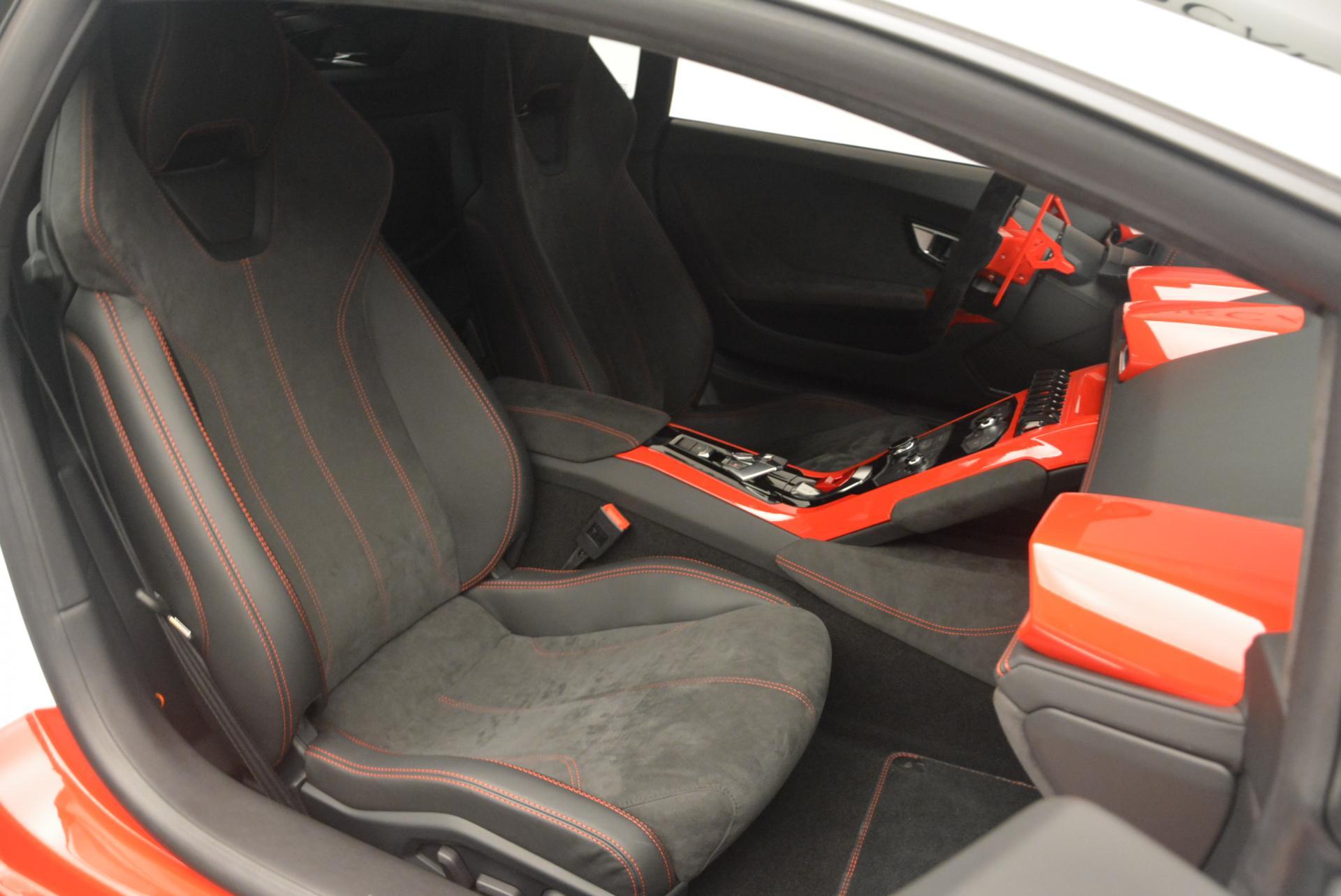 Used 2015 Lamborghini Huracan LP610-4 For Sale In Greenwich, CT 114_p18