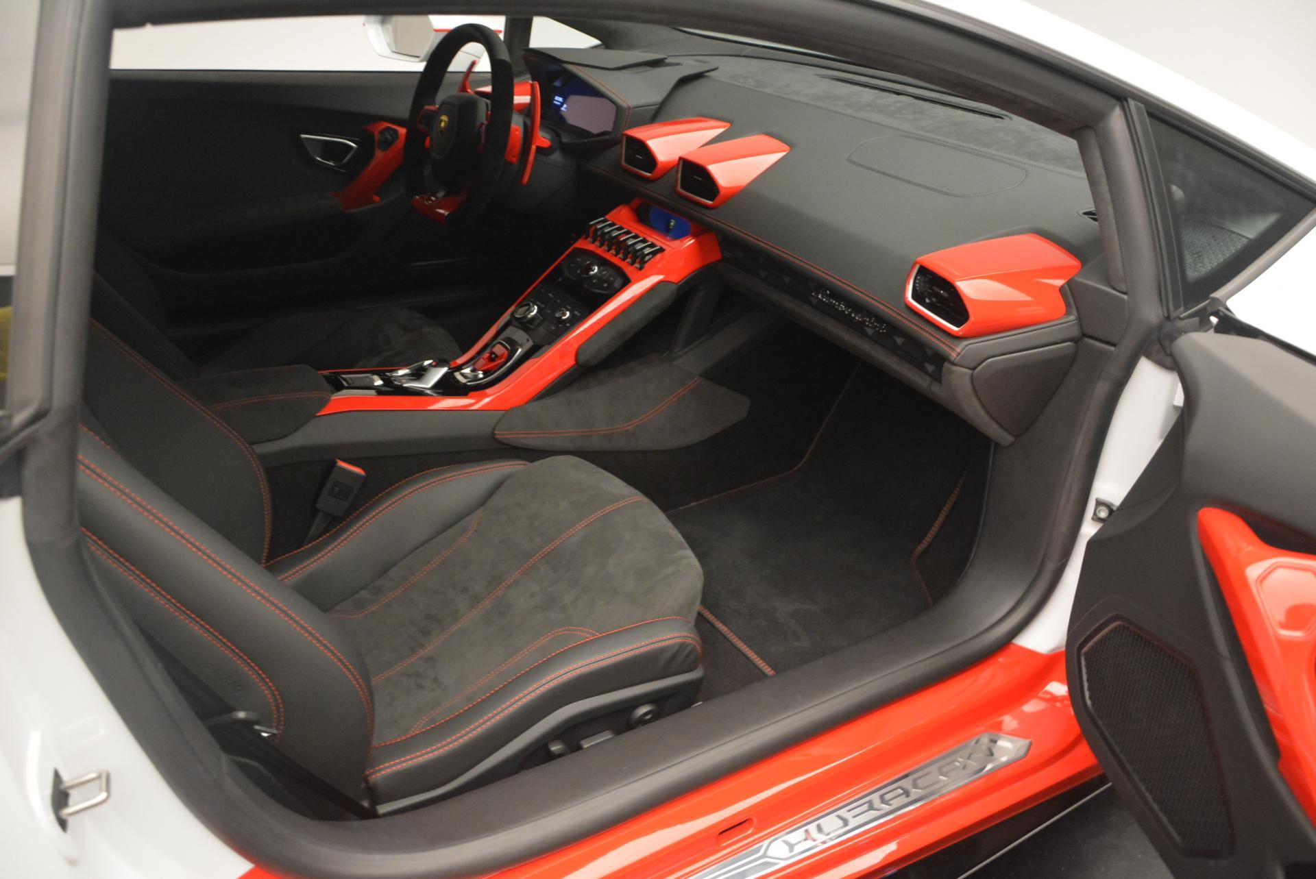 Used 2015 Lamborghini Huracan LP610-4 For Sale In Greenwich, CT 114_p20