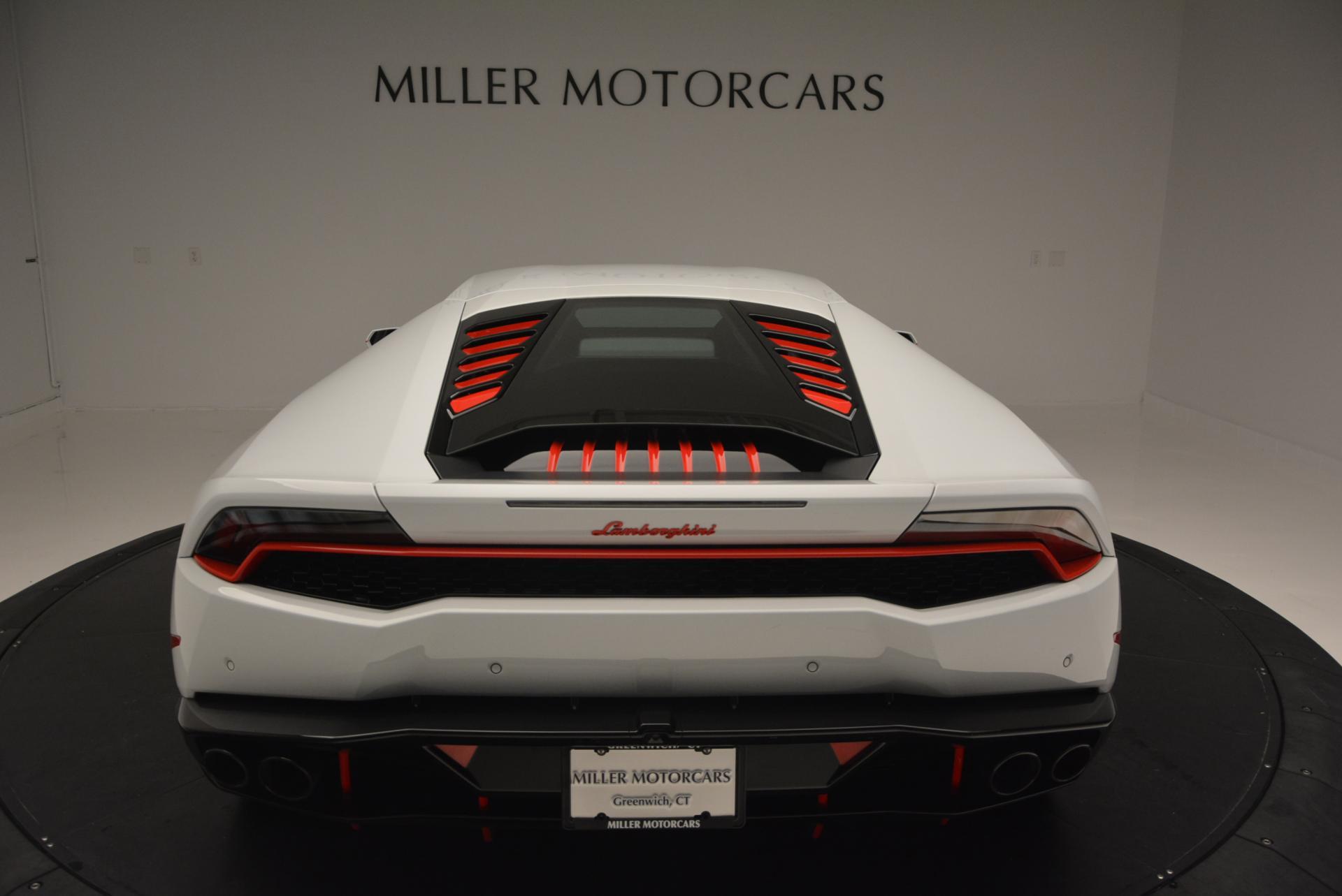 Used 2015 Lamborghini Huracan LP610-4 For Sale In Greenwich, CT 114_p7