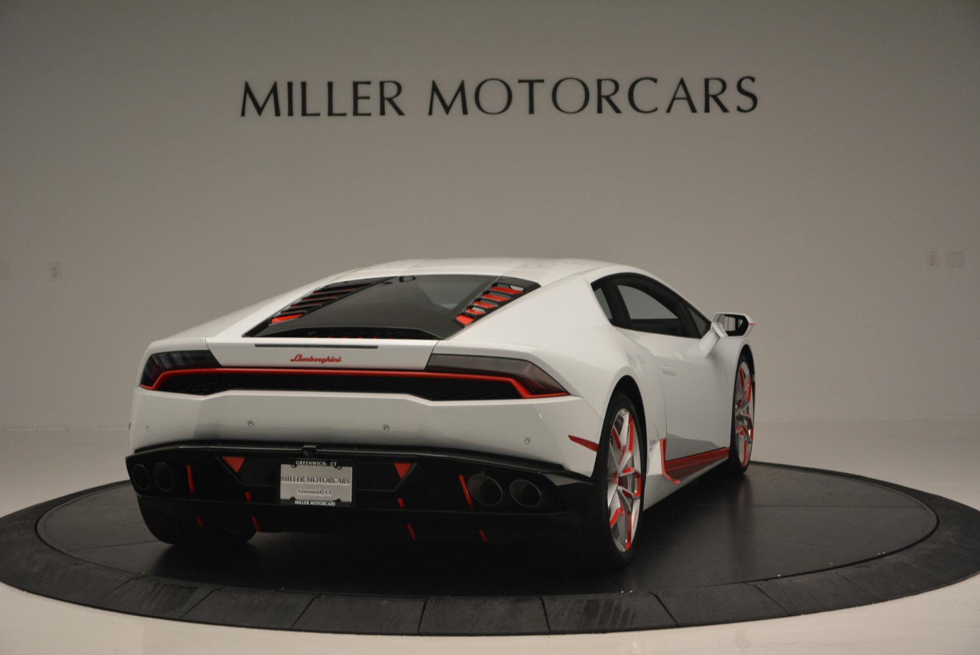 Used 2015 Lamborghini Huracan LP610-4 For Sale In Greenwich, CT 114_p9