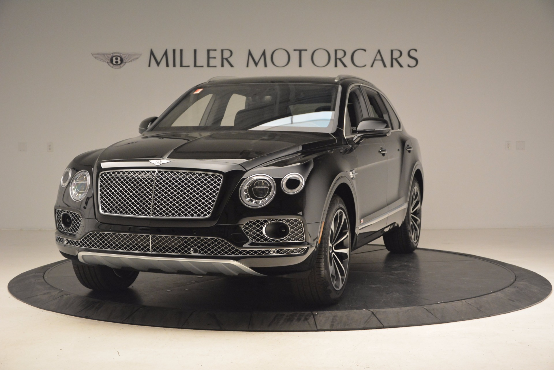 New 2017 Bentley Bentayga  For Sale In Greenwich, CT 1140_main